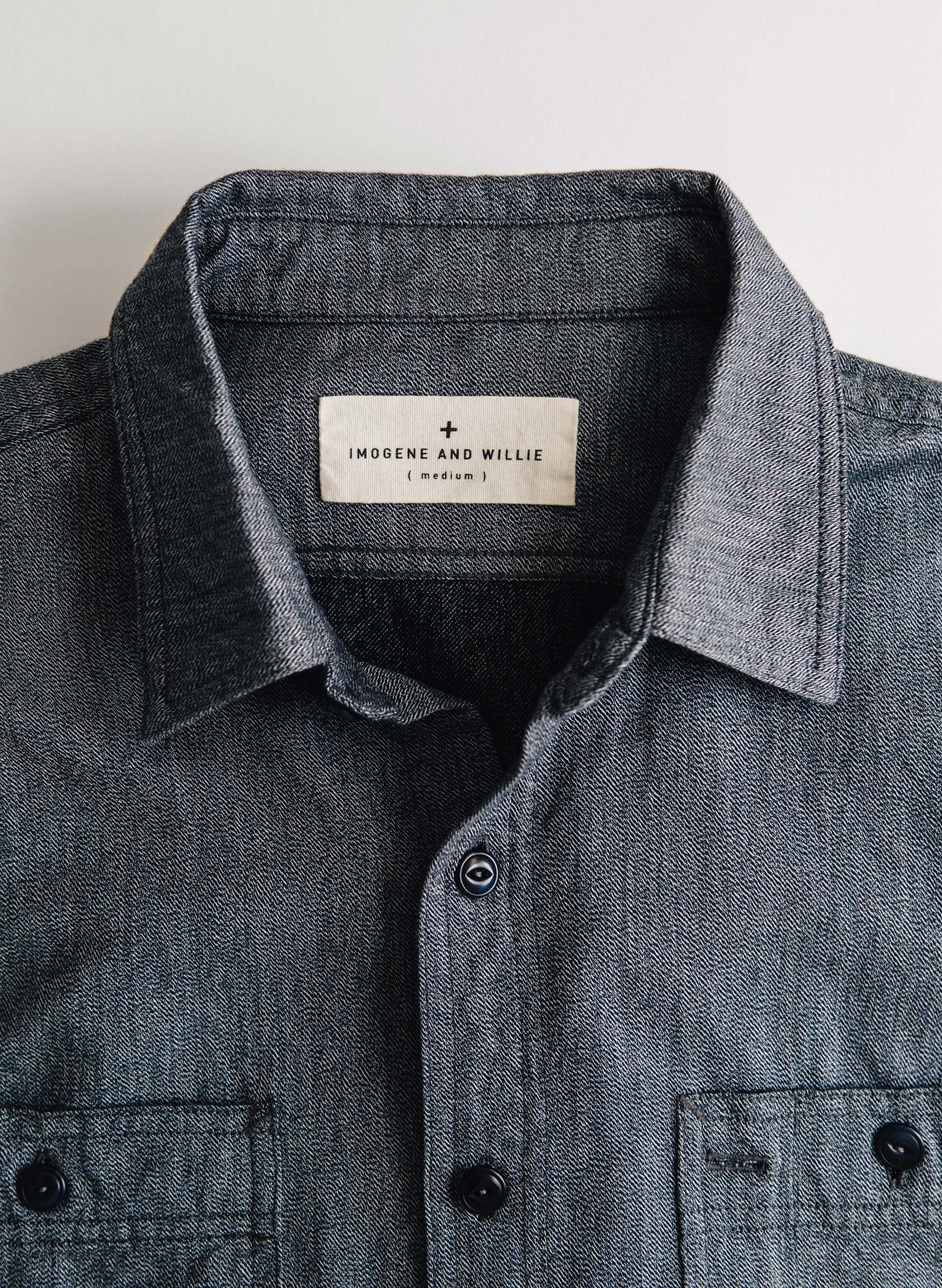 imogene + willie - the carter workshirt