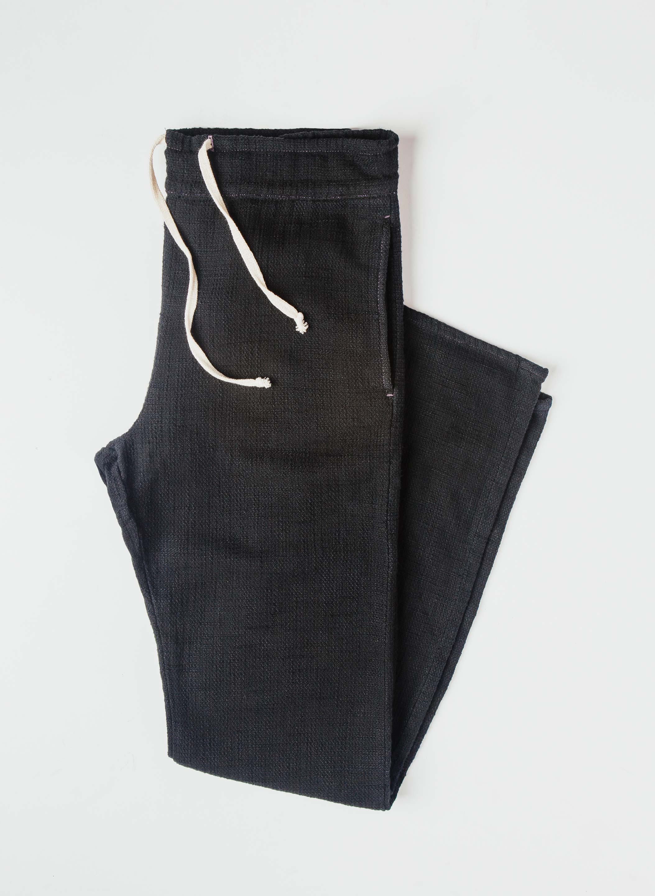 imogene + willie - fethiye in overdyed black