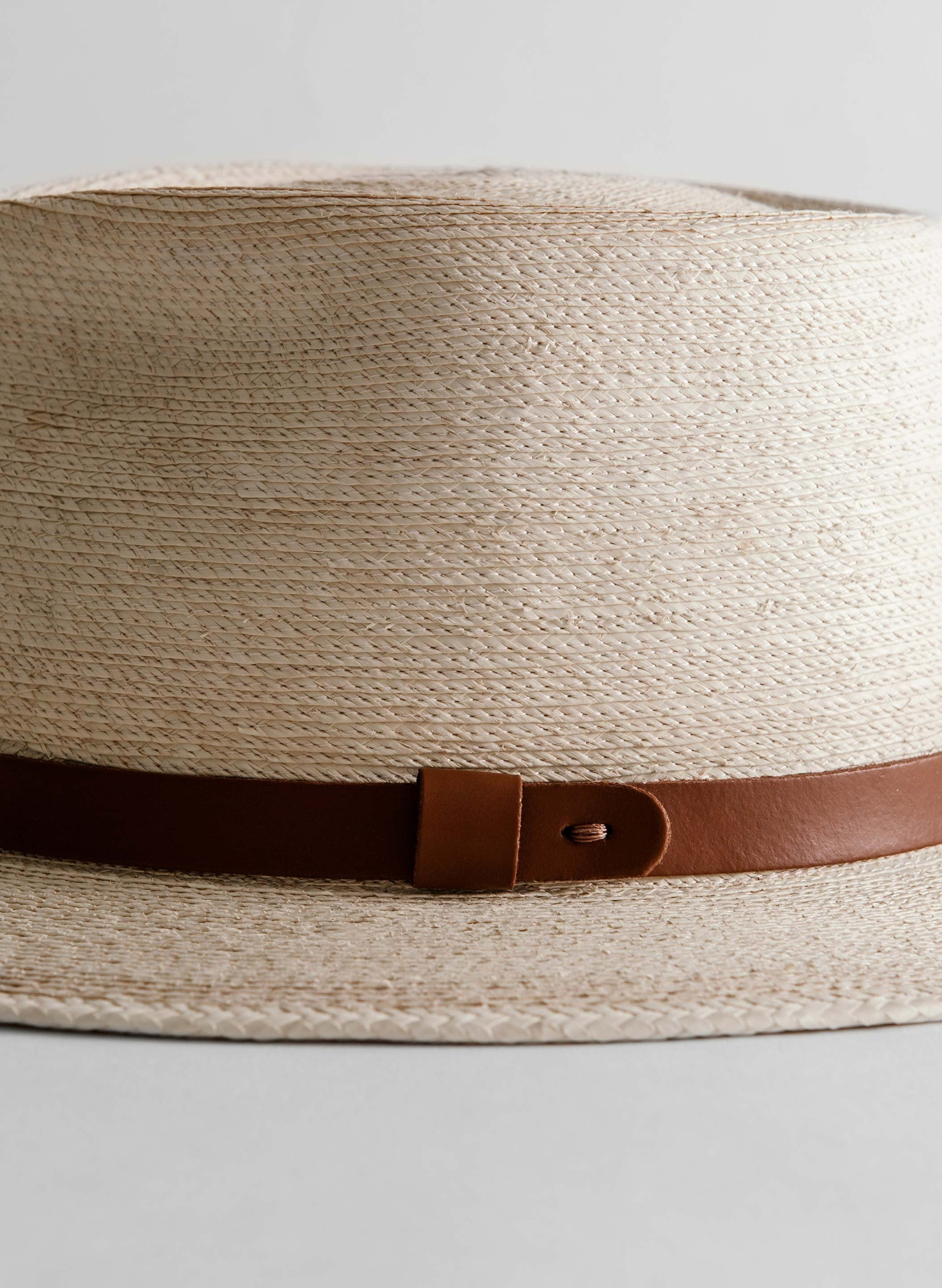 imogene + willie - handwoven guatemalan palm hat