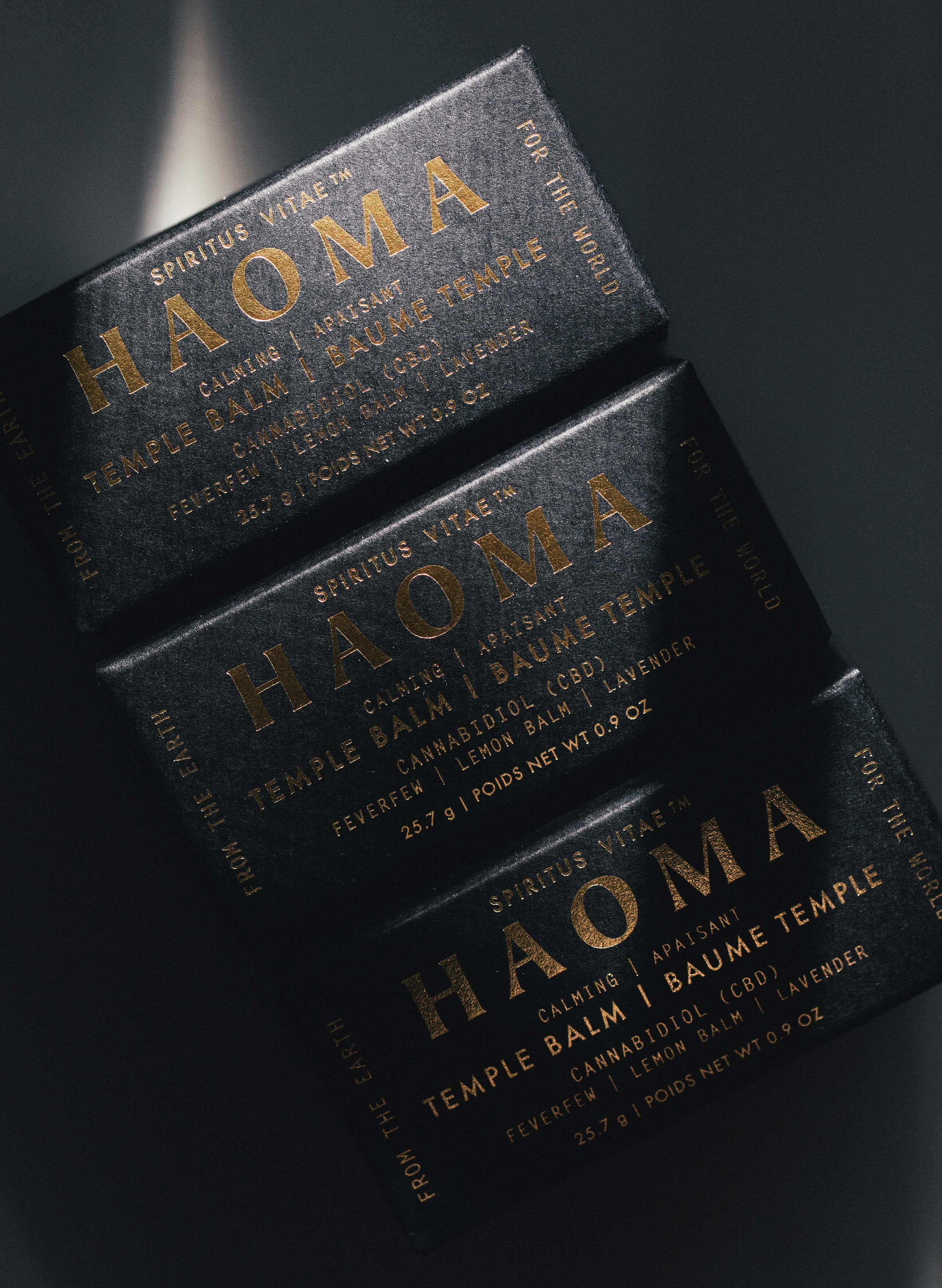 "imogene + willie - ""temple"" body balm by haoma"
