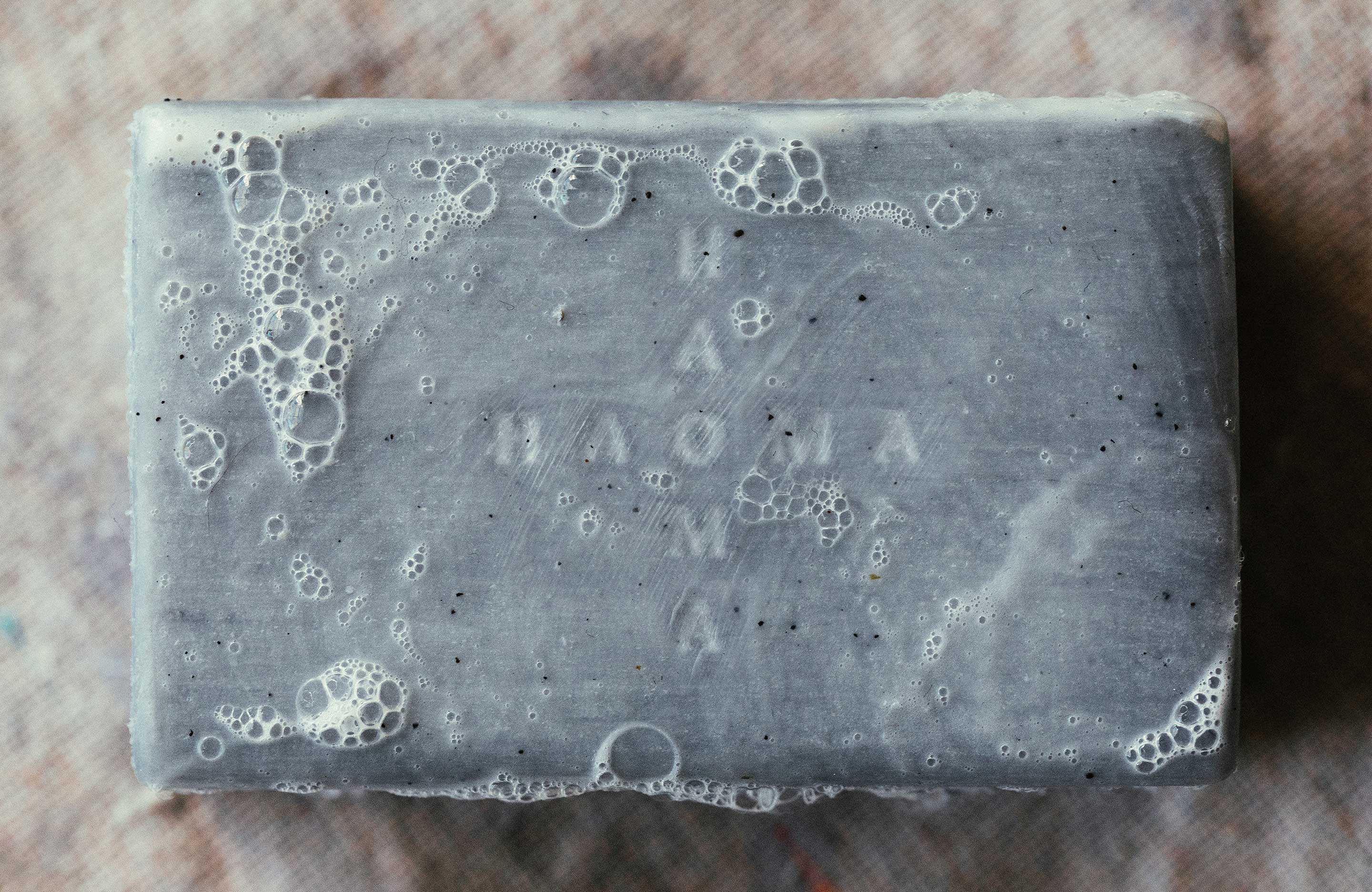 "imogene + willie - ""earth"" all-over soap by haoma"