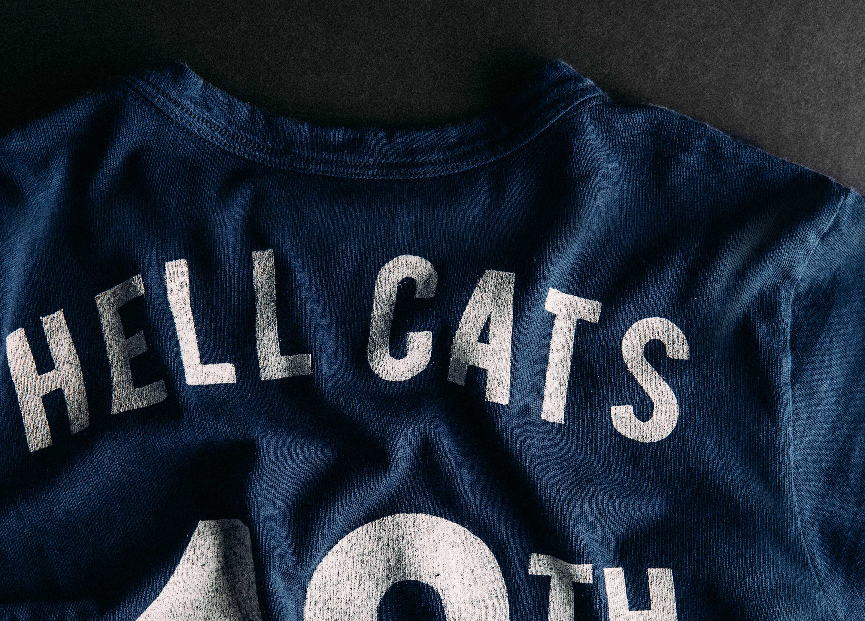 "imogene + willie - the ""hellcats"" long sleeve tee"