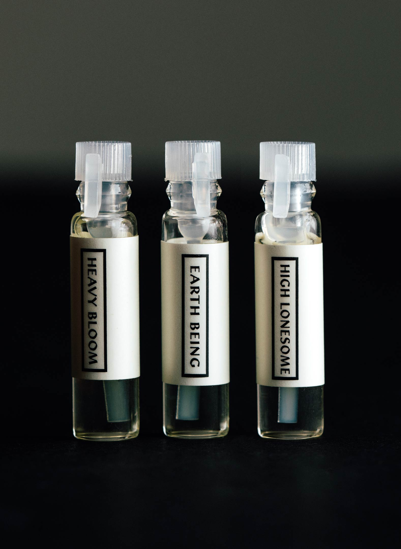 imogene + willie - fragrance sample three-pack by land