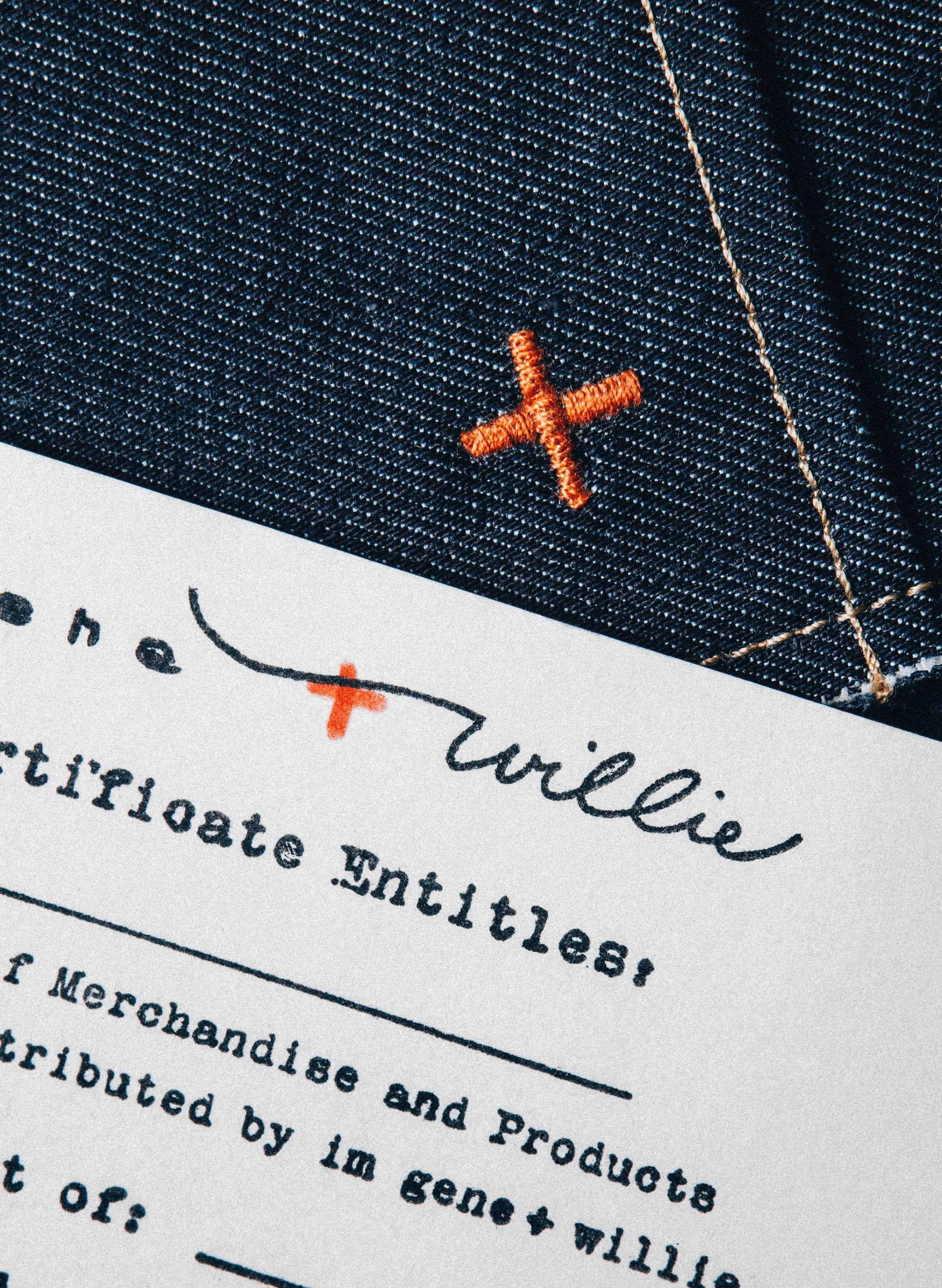 imogene + willie - the i+w gift card