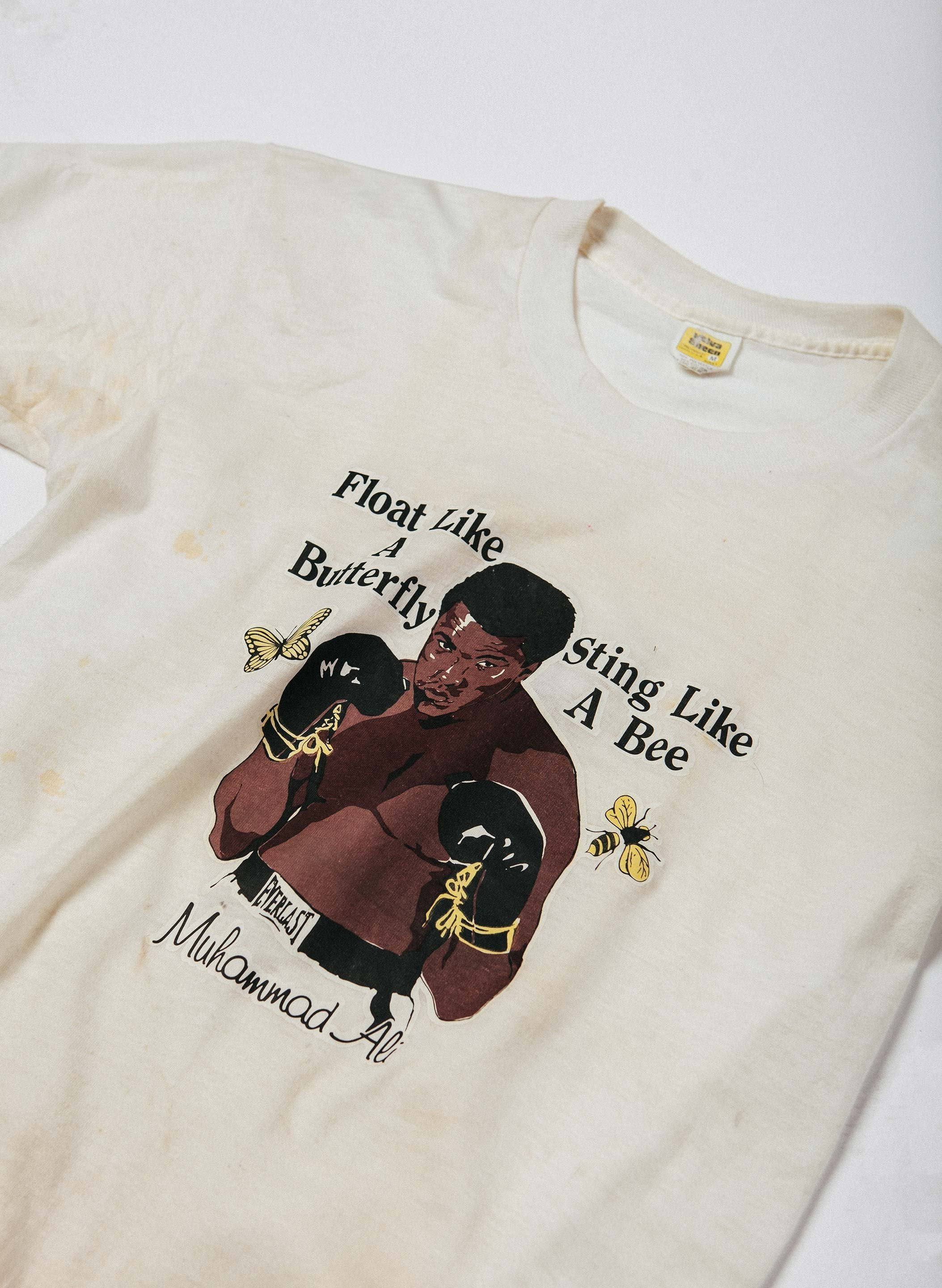 "imogene + willie - ""the people's champion"" vintage tee"