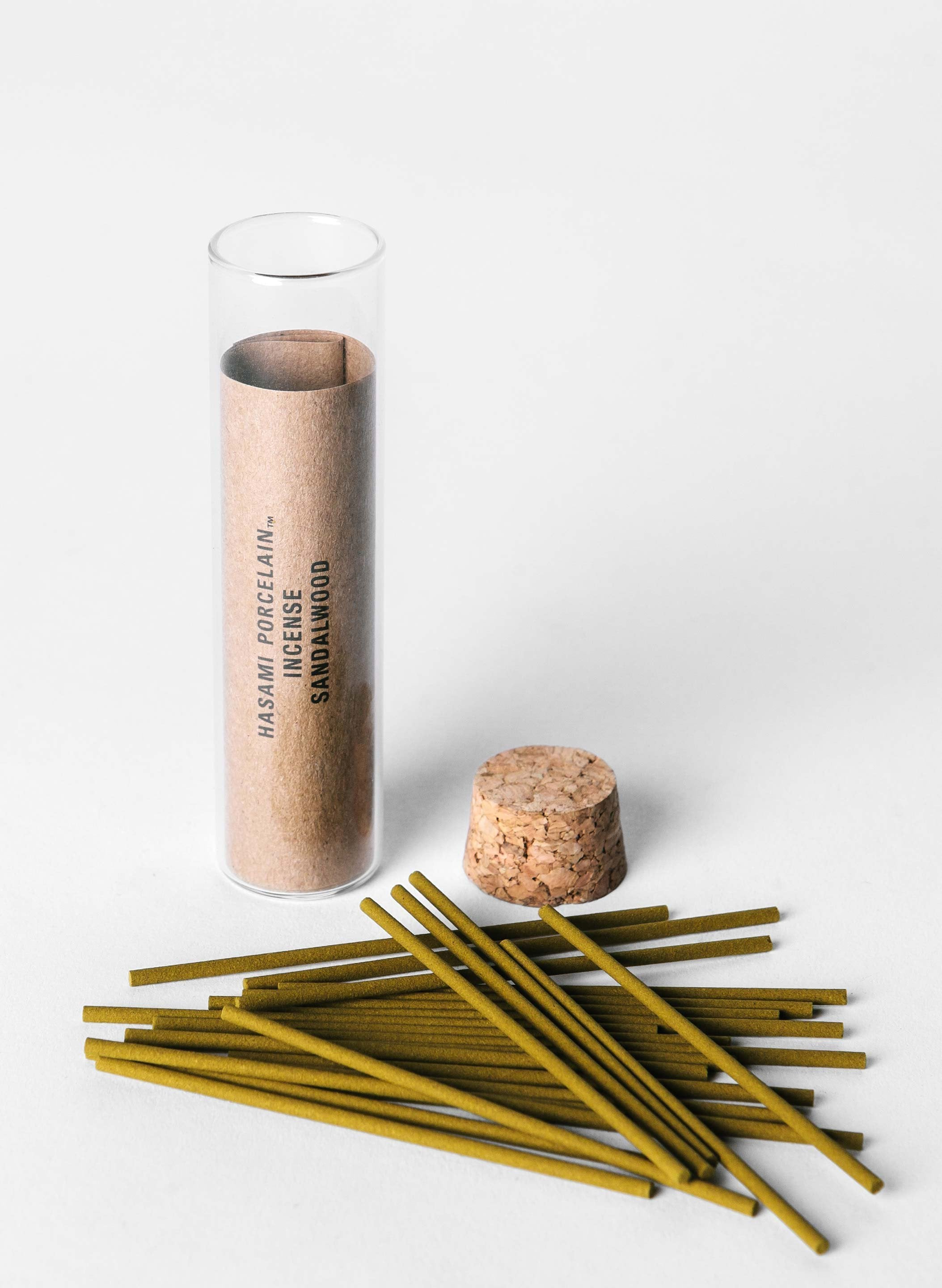 imogene + willie - hasami sandalwood incense