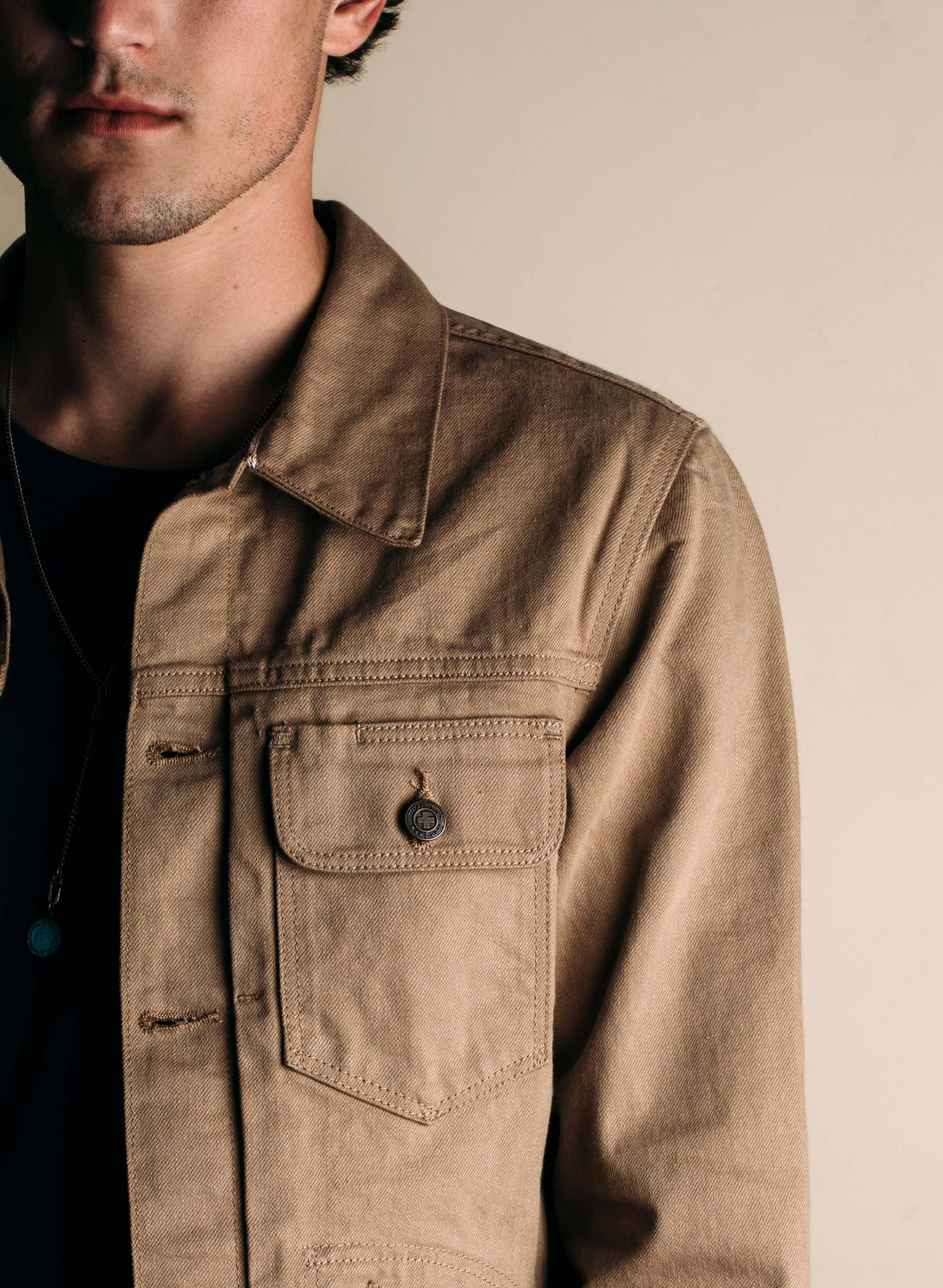 imogene + willie - barnes selvage jacket