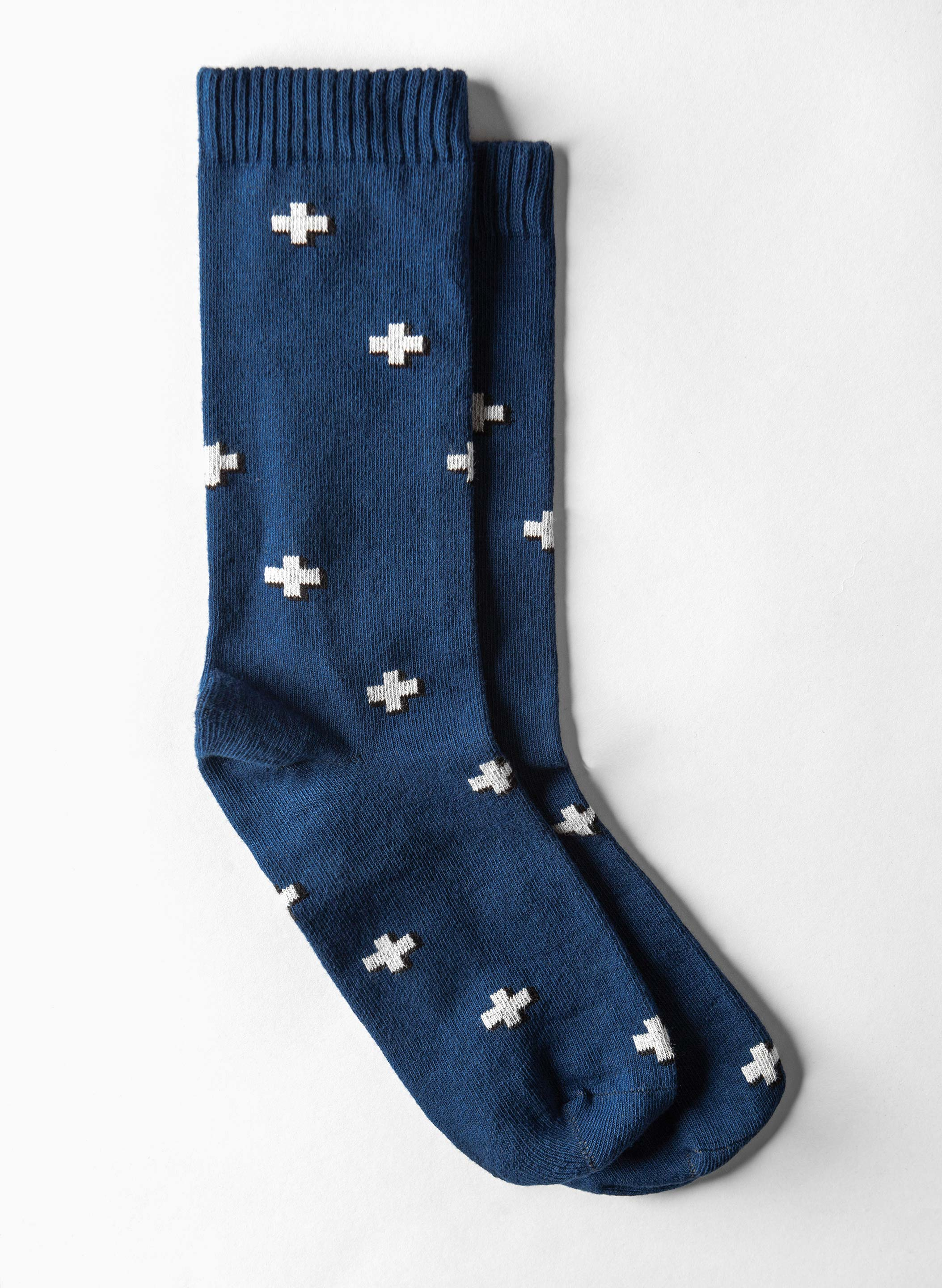 imogene + willie - plus sock in indigo