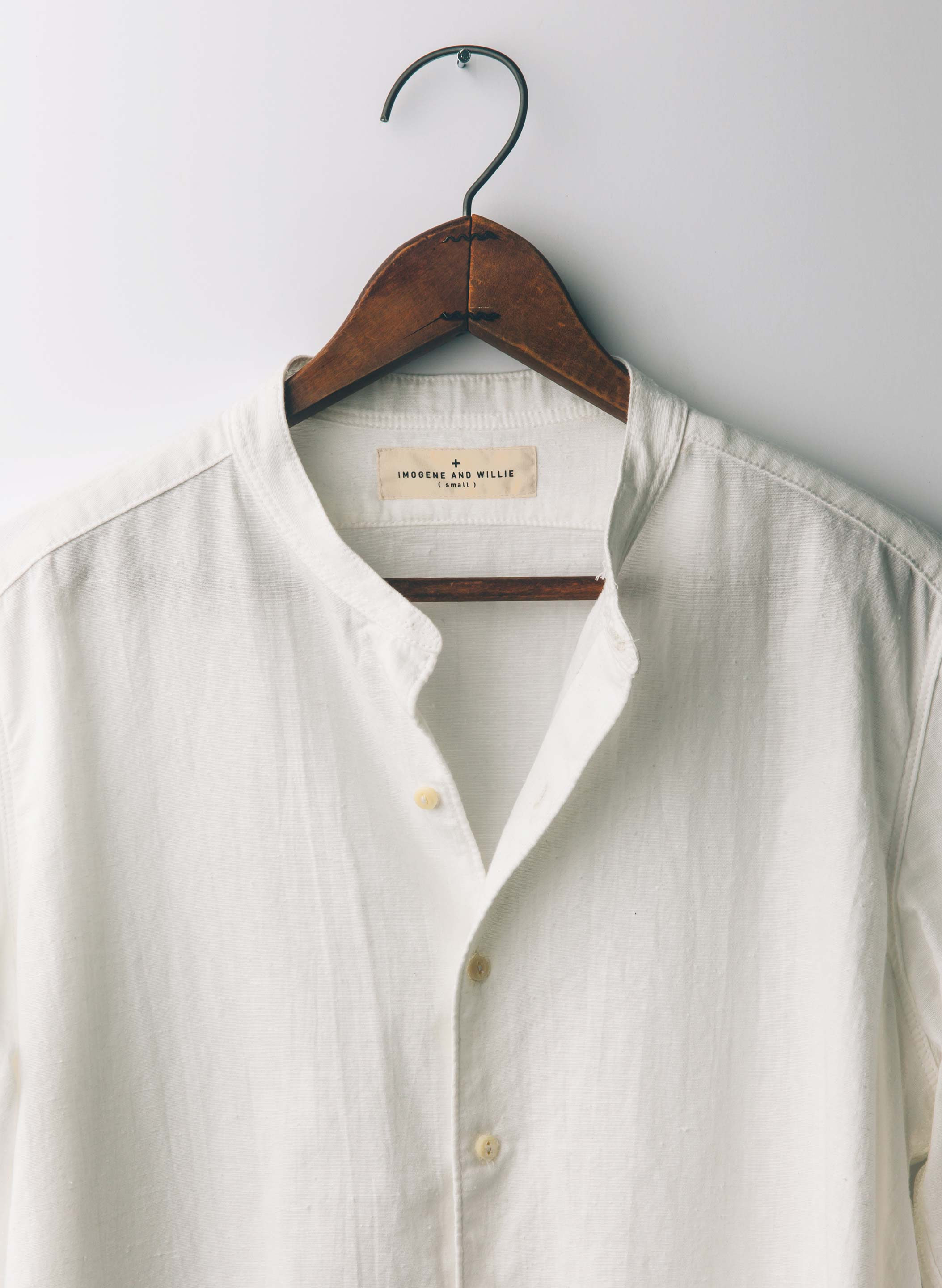 "imogene + willie - the ""inez"" shirt"