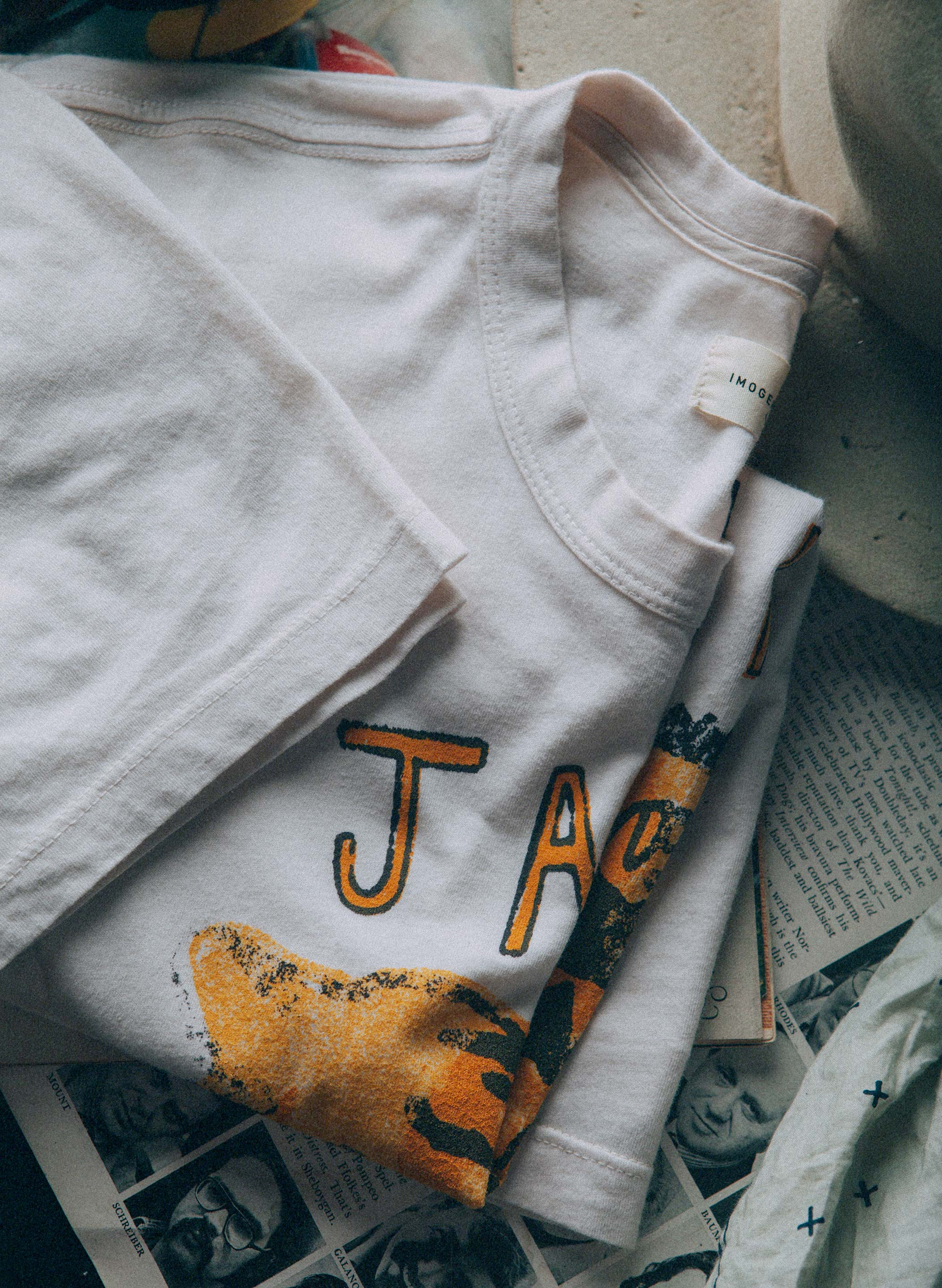 "imogene + willie - the ""jack knife"" tee"
