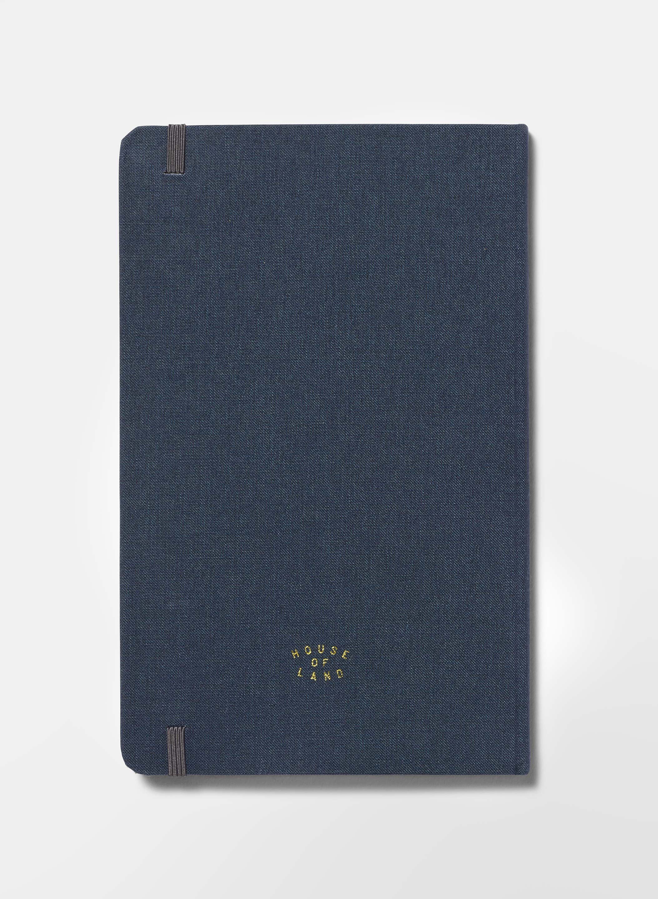 imogene + willie - navy field book by land