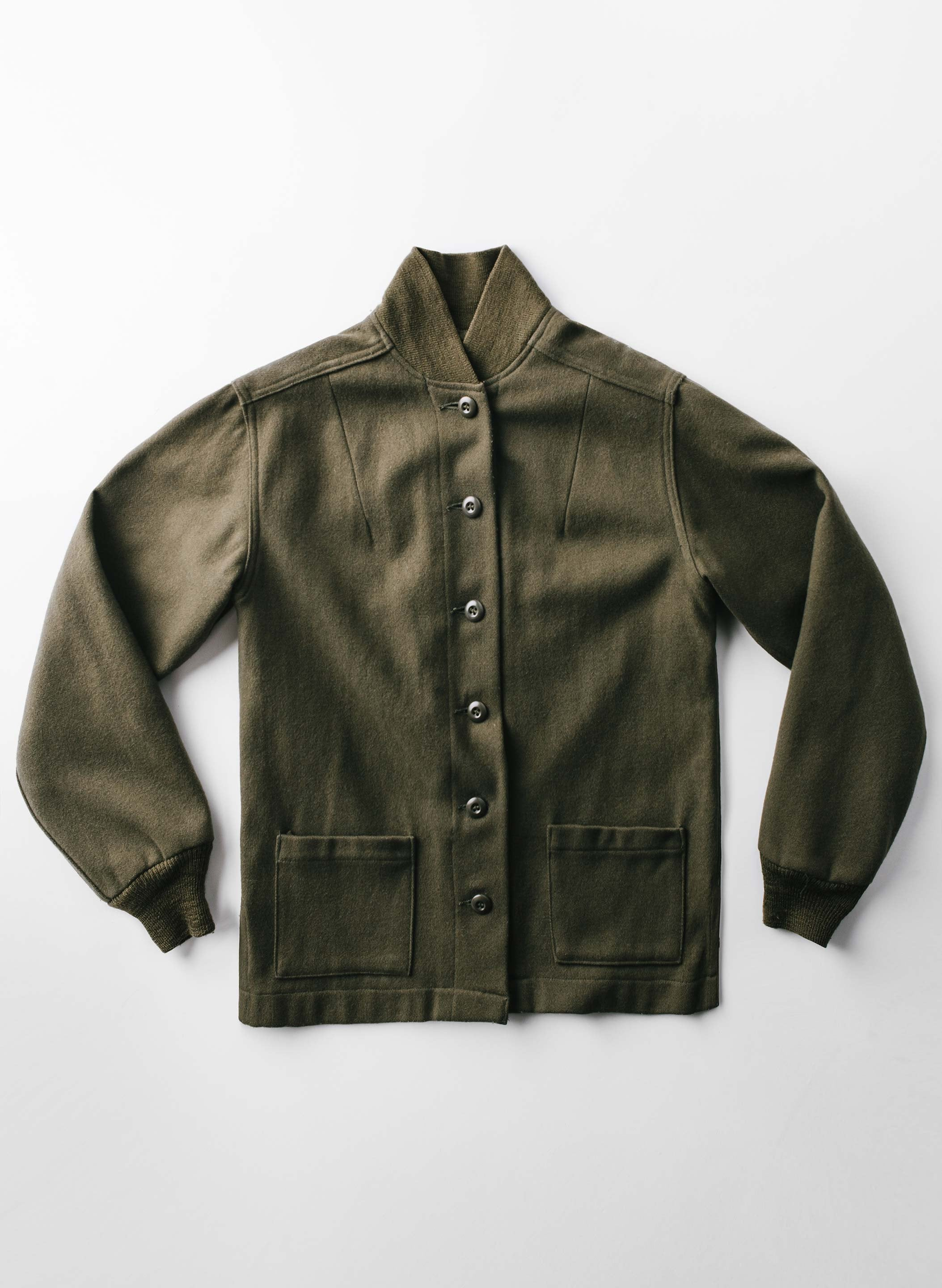 "imogene + willie - vintage ""collins"" military jacket"