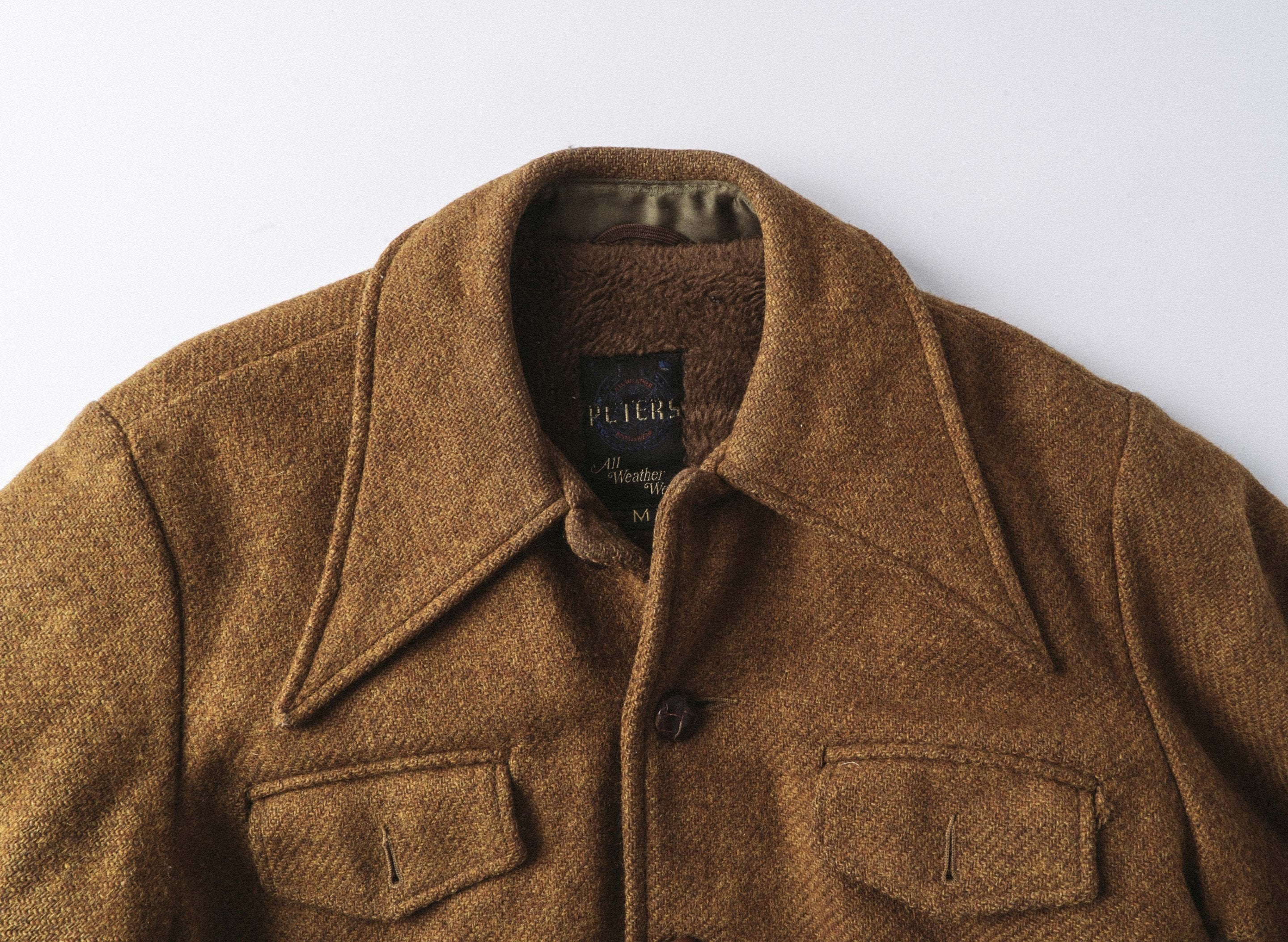 "imogene + willie - vintage ""pliers"" jacket"