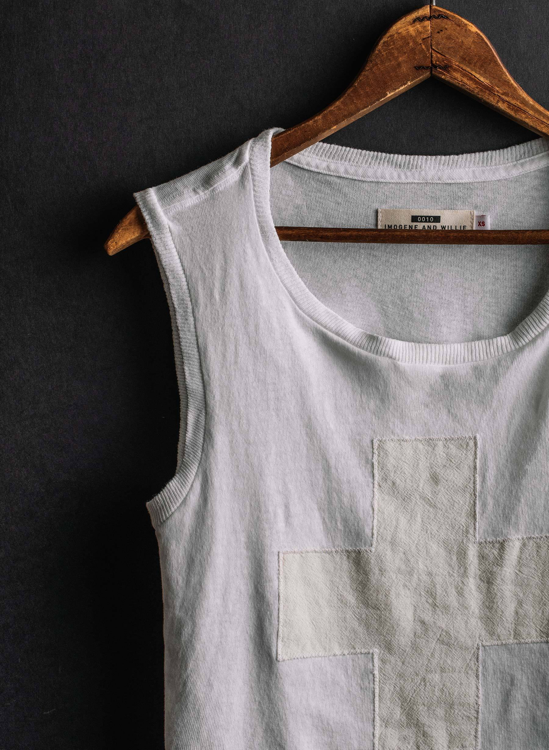 "imogene + willie - the ""plus"" muscle tee"