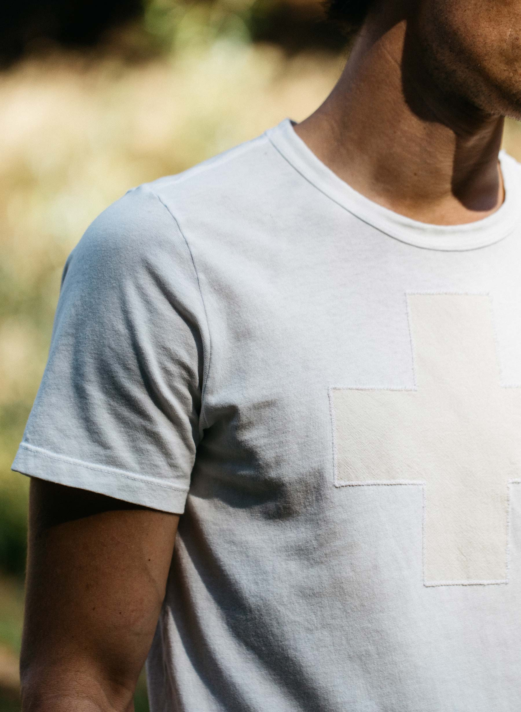 "imogene + willie - the ""plus"" tee"