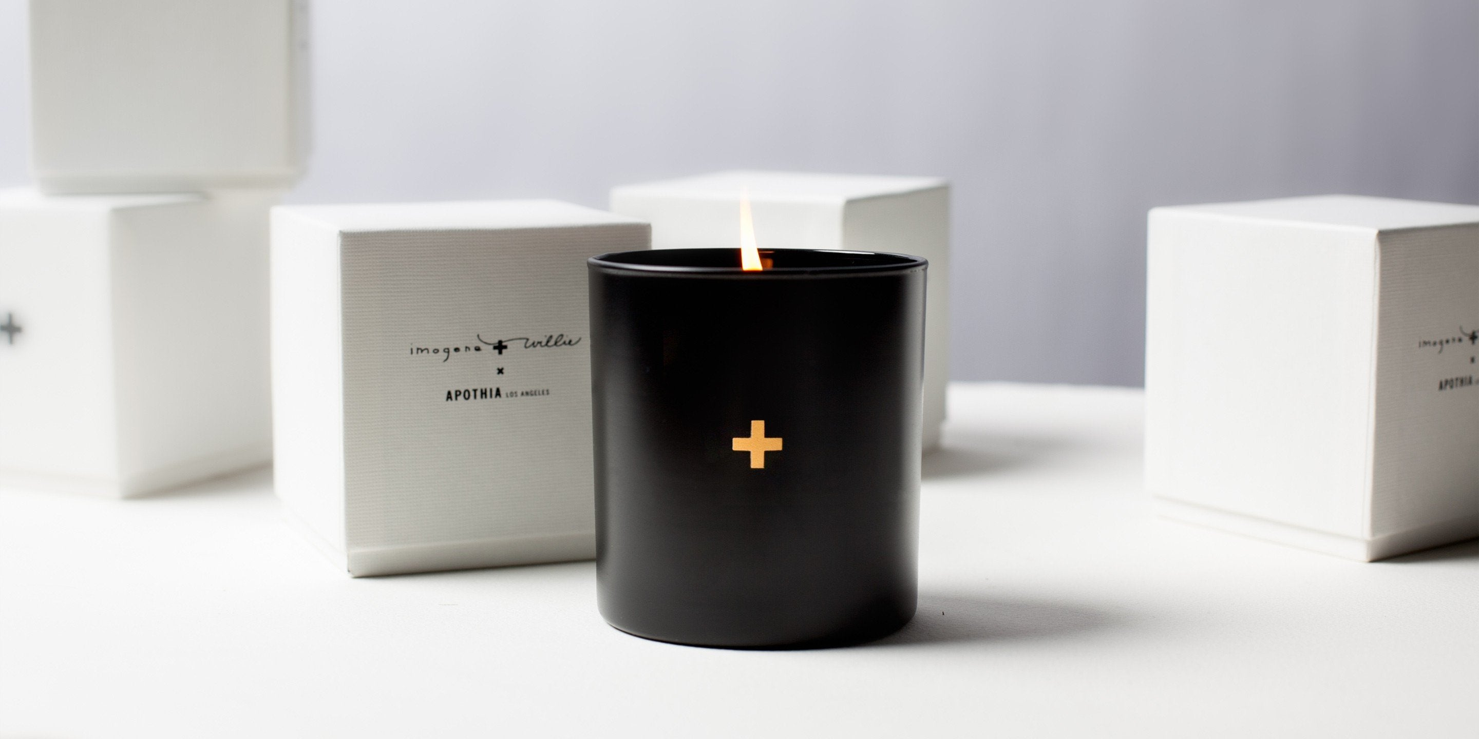 imogene + willie - the plus candle