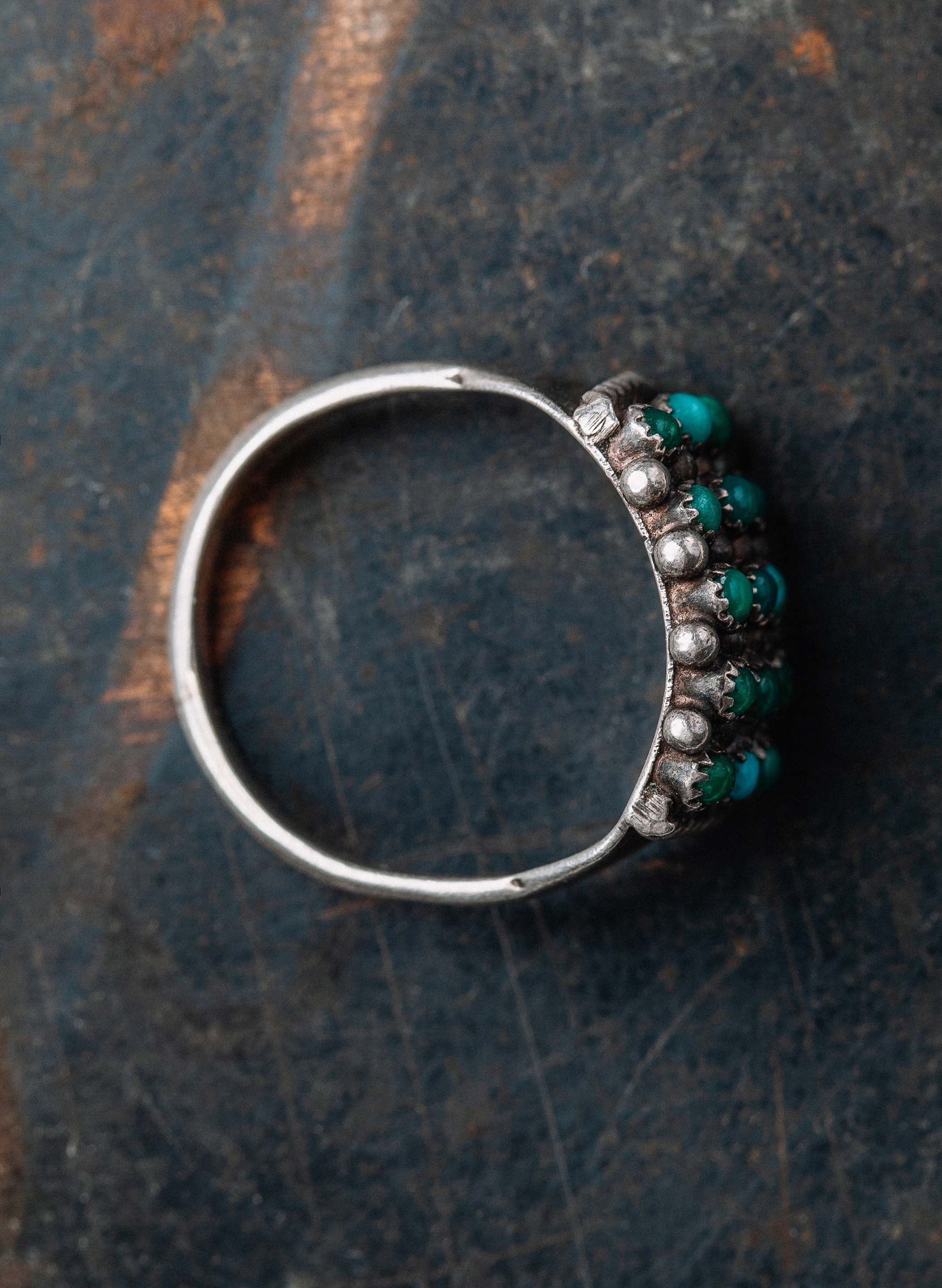 "imogene + willie - vintage ""tecoma"" ring"
