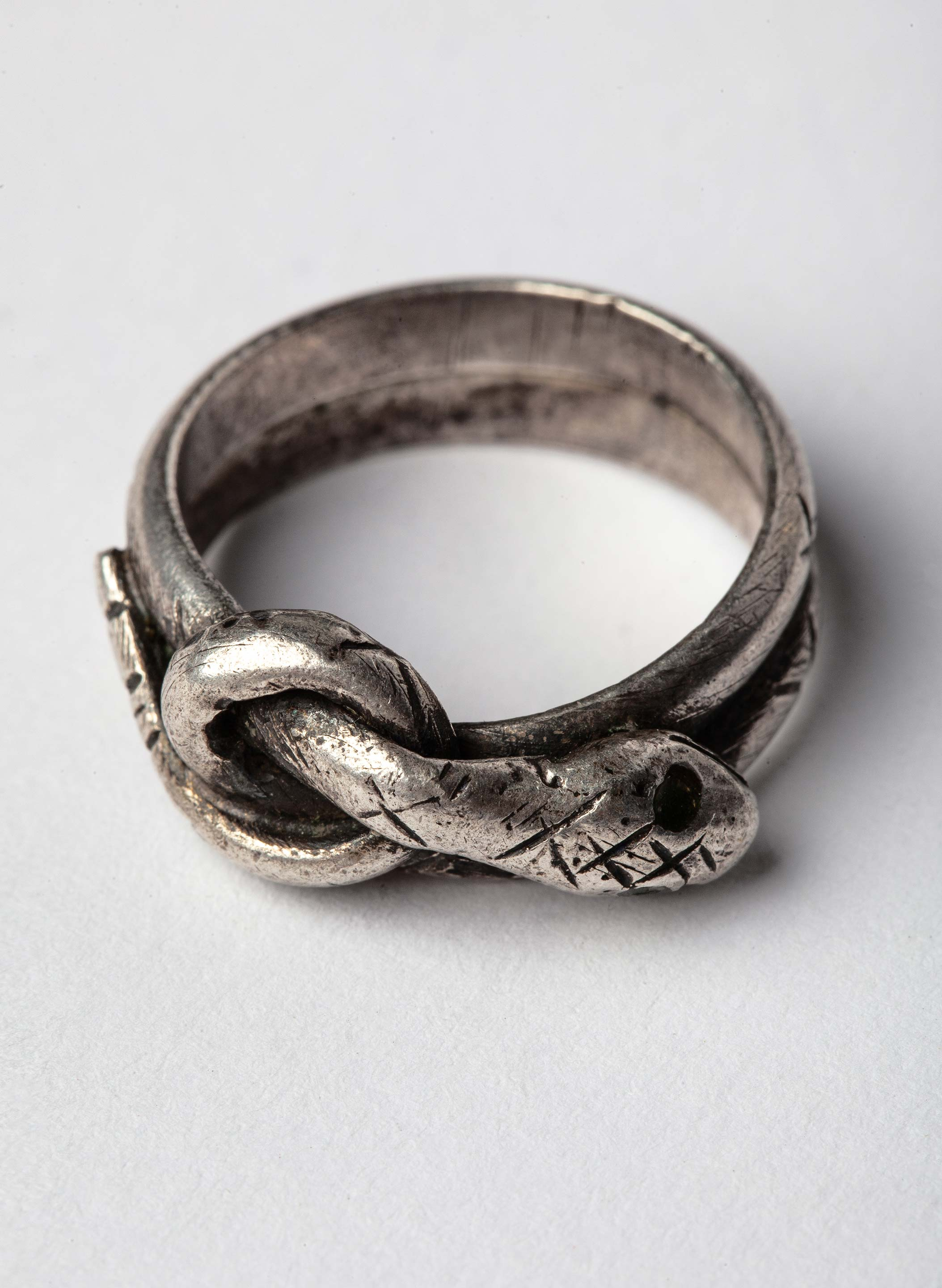 "imogene + willie - vintage ""indio"" silver ring"