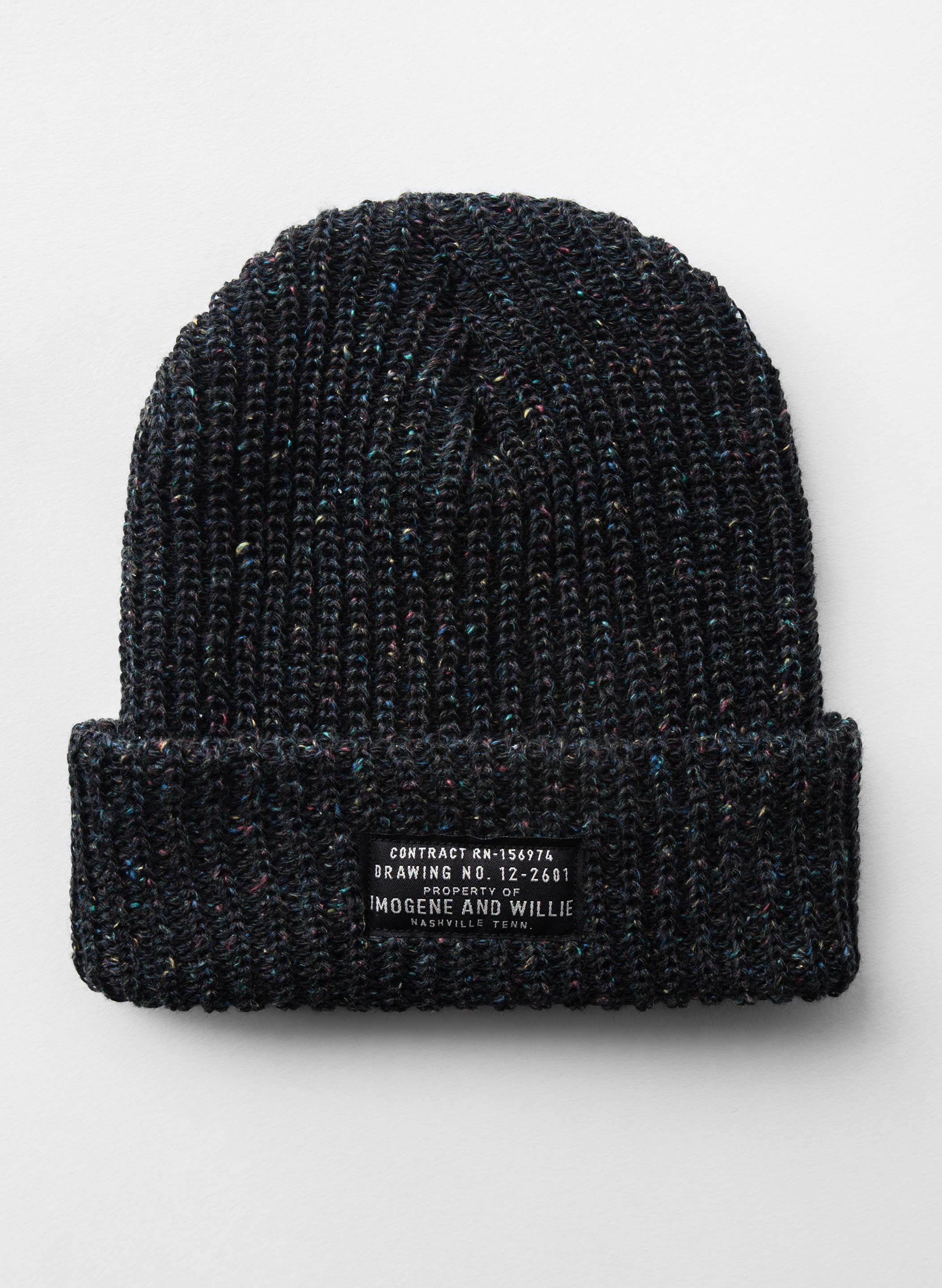 imogene + willie - the i+w marled watch cap