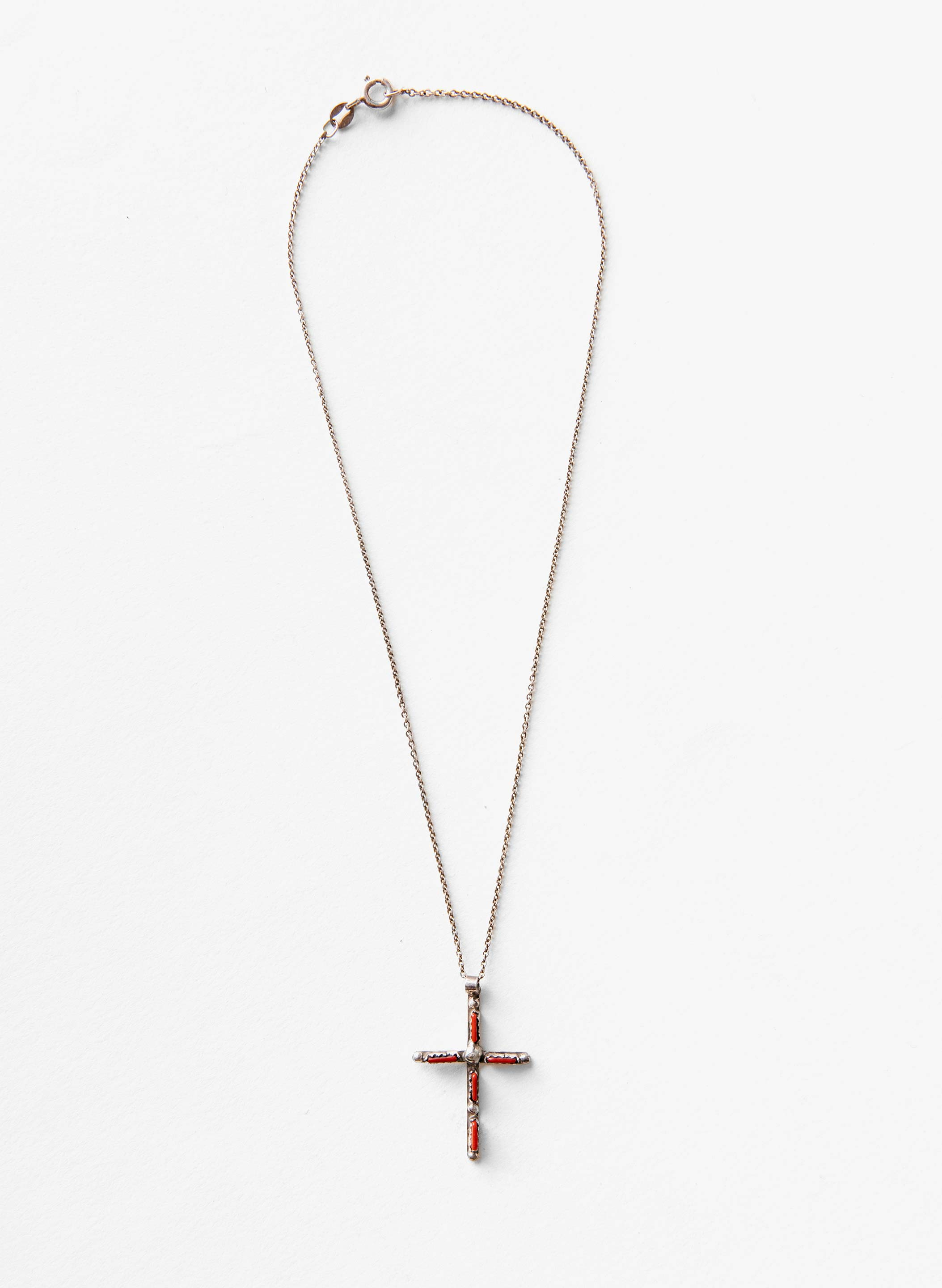 "imogene + willie - sterling ""k'umme"" pendant"