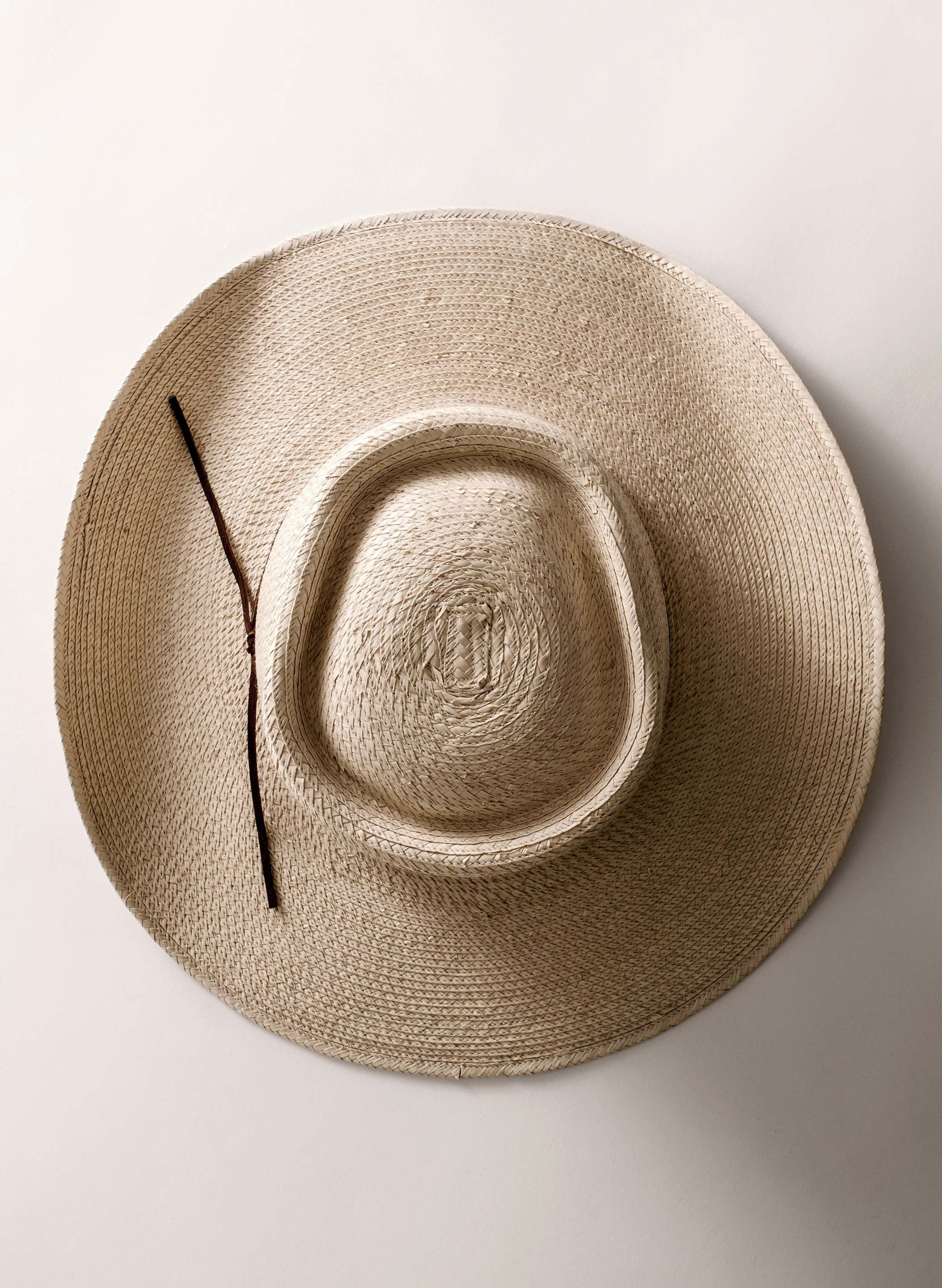 imogene + willie - handwoven reata palm hat