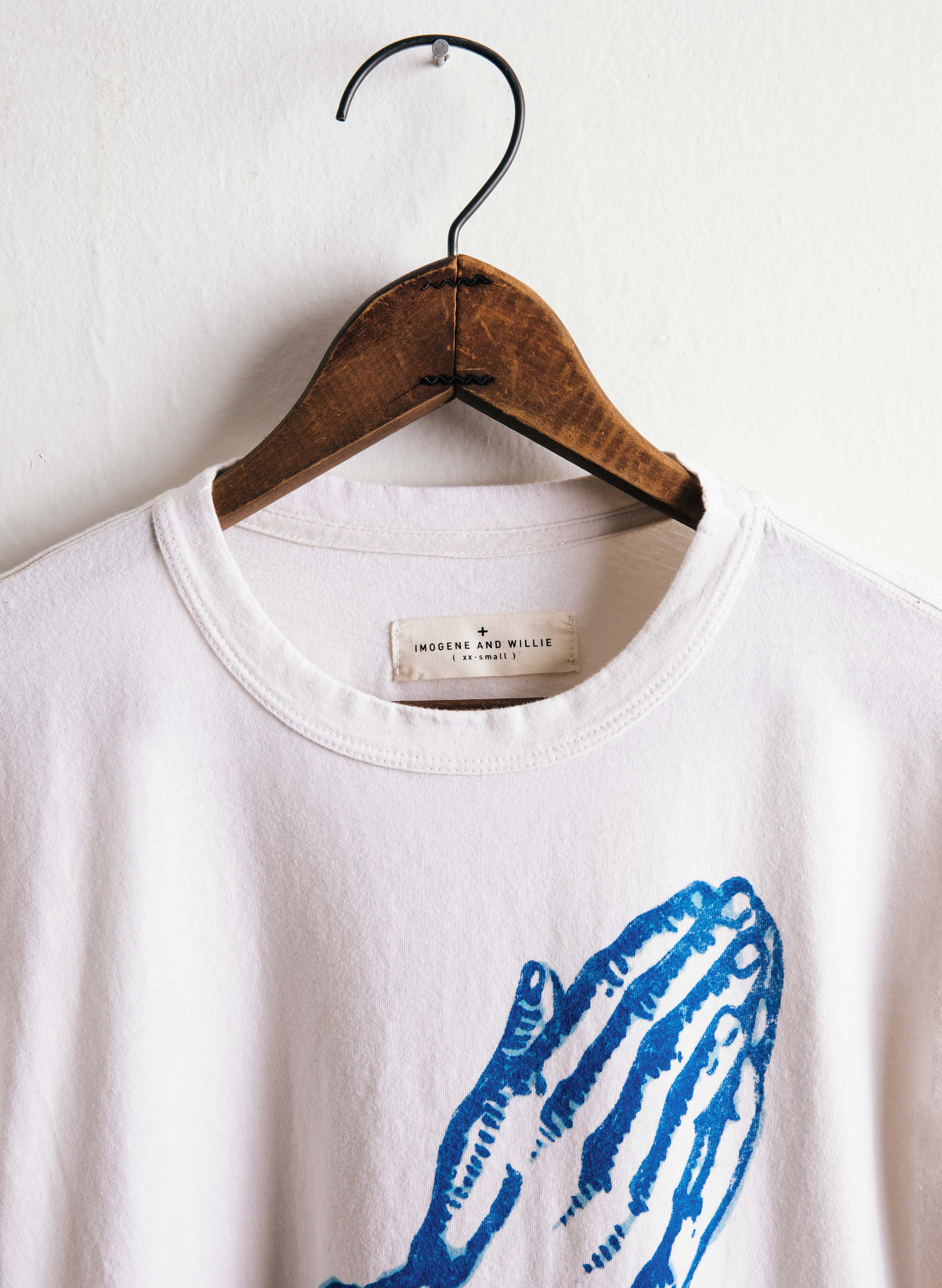 "imogene + willie - the ""test"" tee"