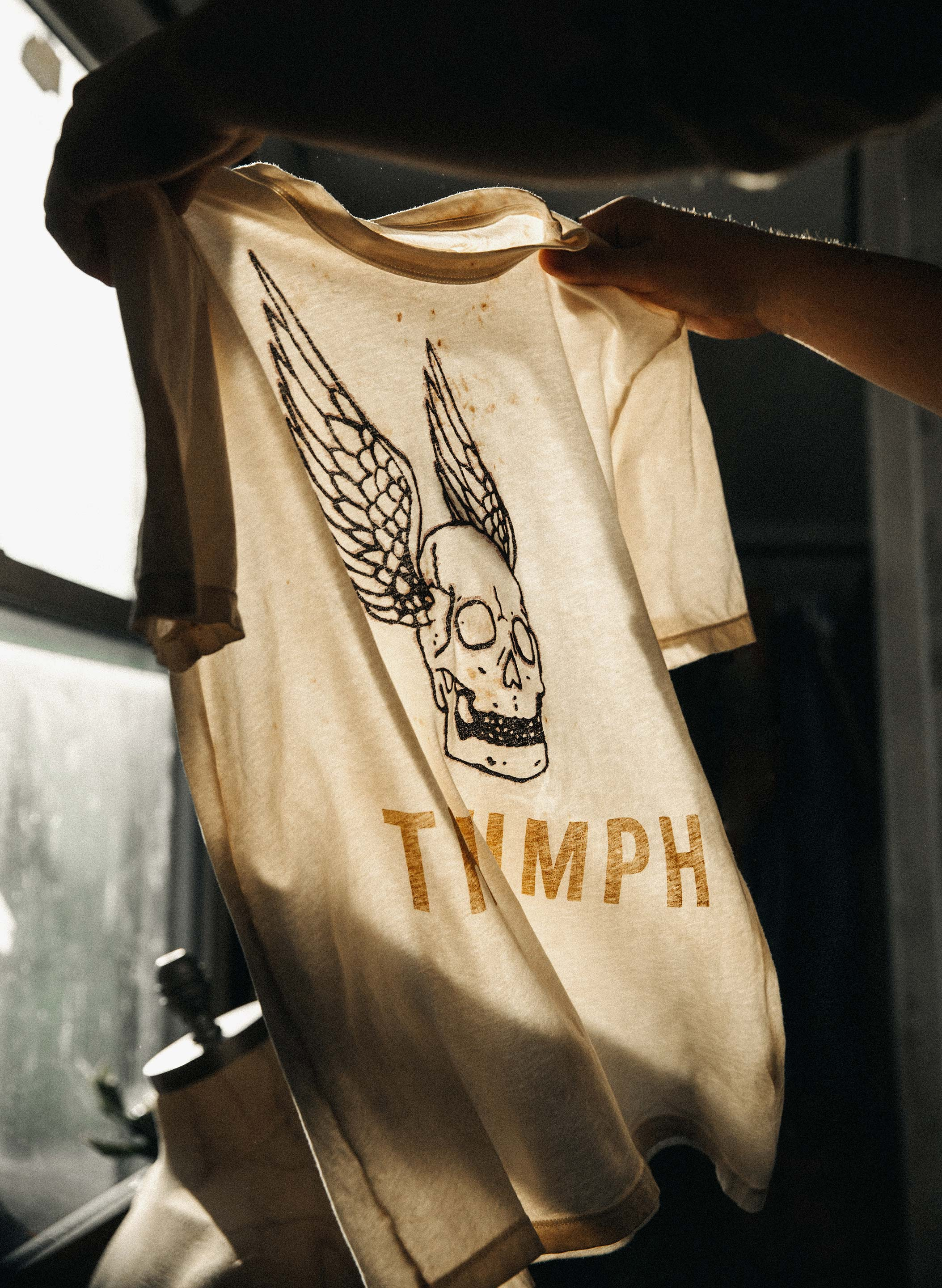 imogene + willie - the triumph tee