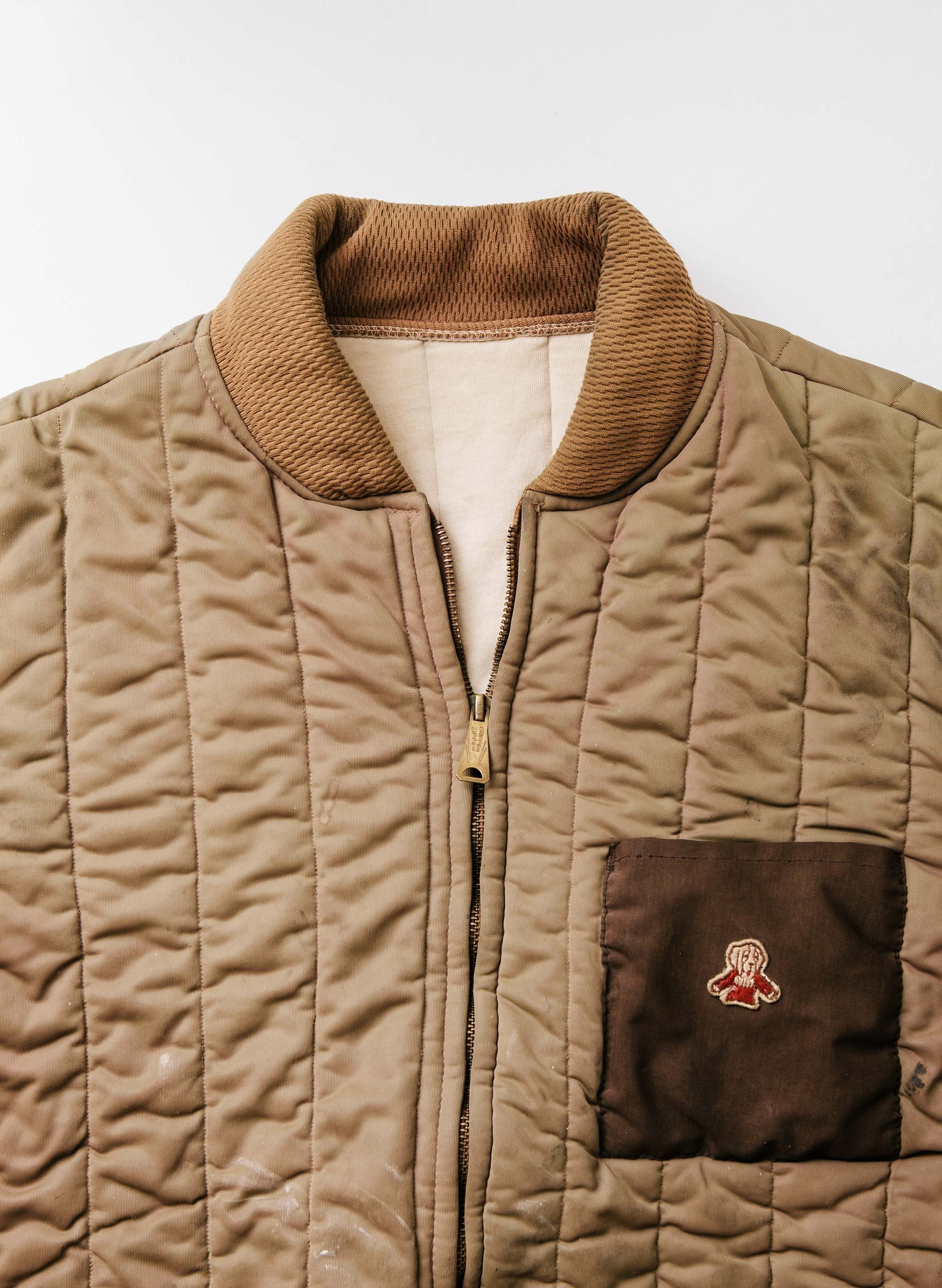 imogene + willie - wwii era quilted jacket