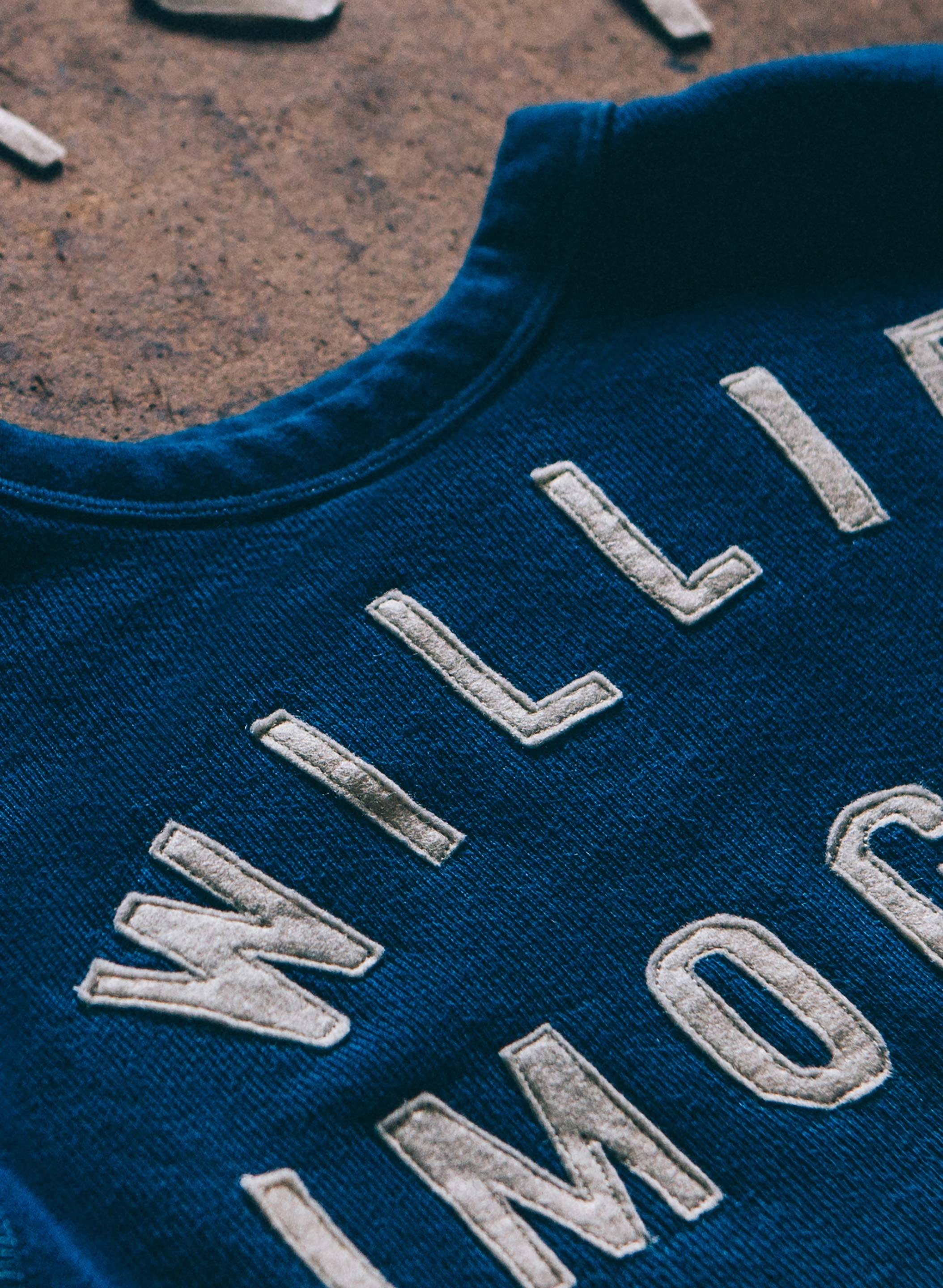 "imogene + willie - the ""willie-imogene"" sweatshirt"