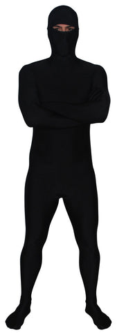 Eye Zipper Full Body Ninja Suit