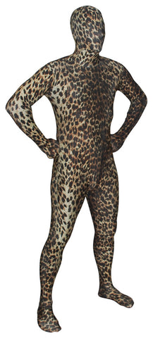 Leopard Full Body Suit