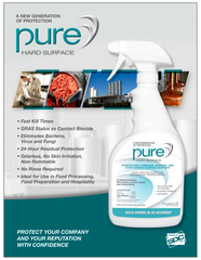 Pure Disinfectant
