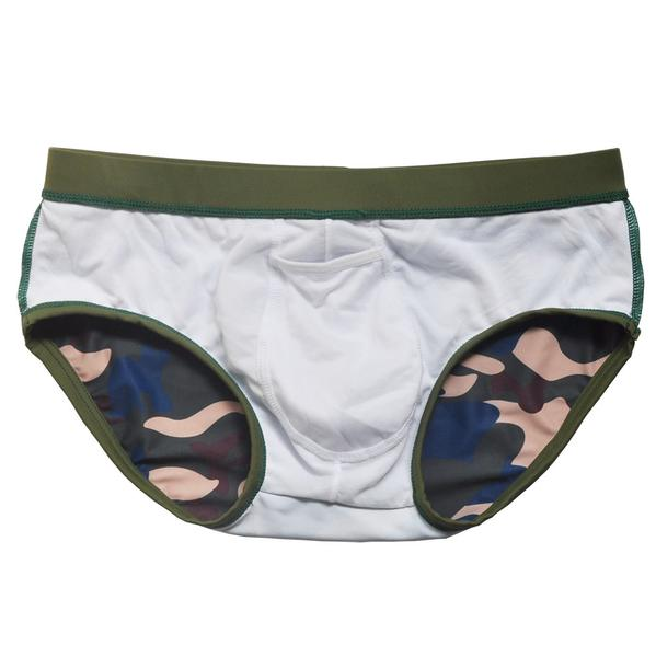 FTM Packing Swimming Brief Camouflage