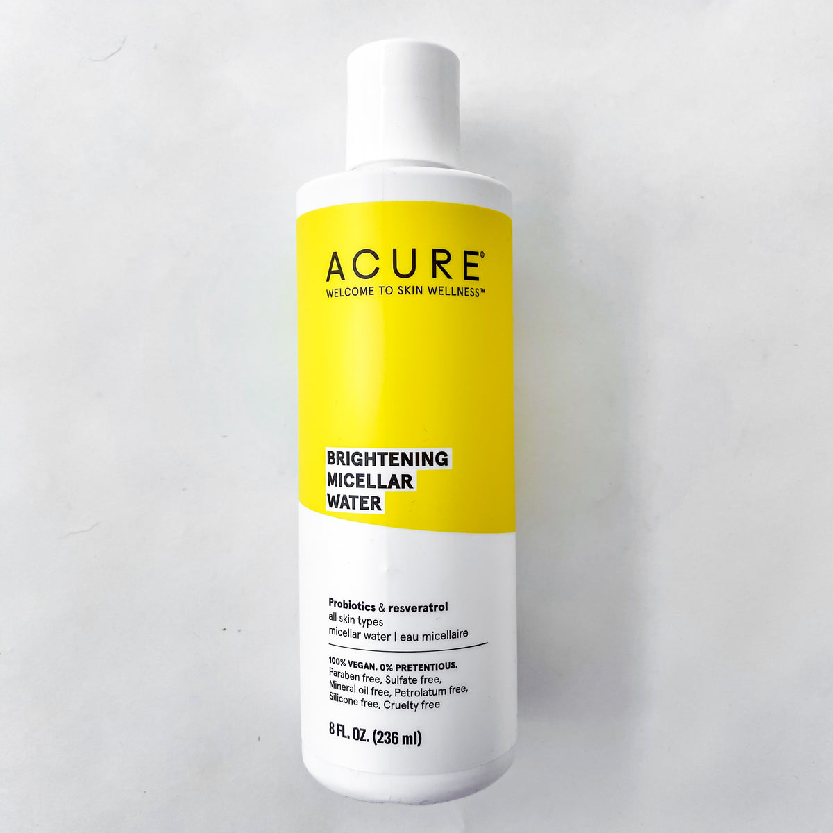 Acure Dry Shampoo All Hair Types