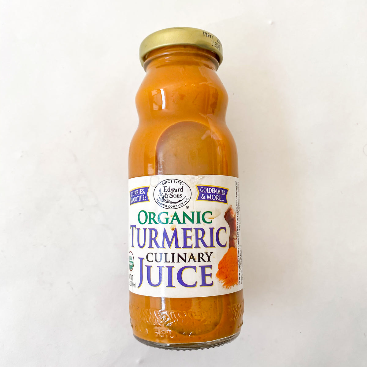 Edward & Sons Turmeric Juice
