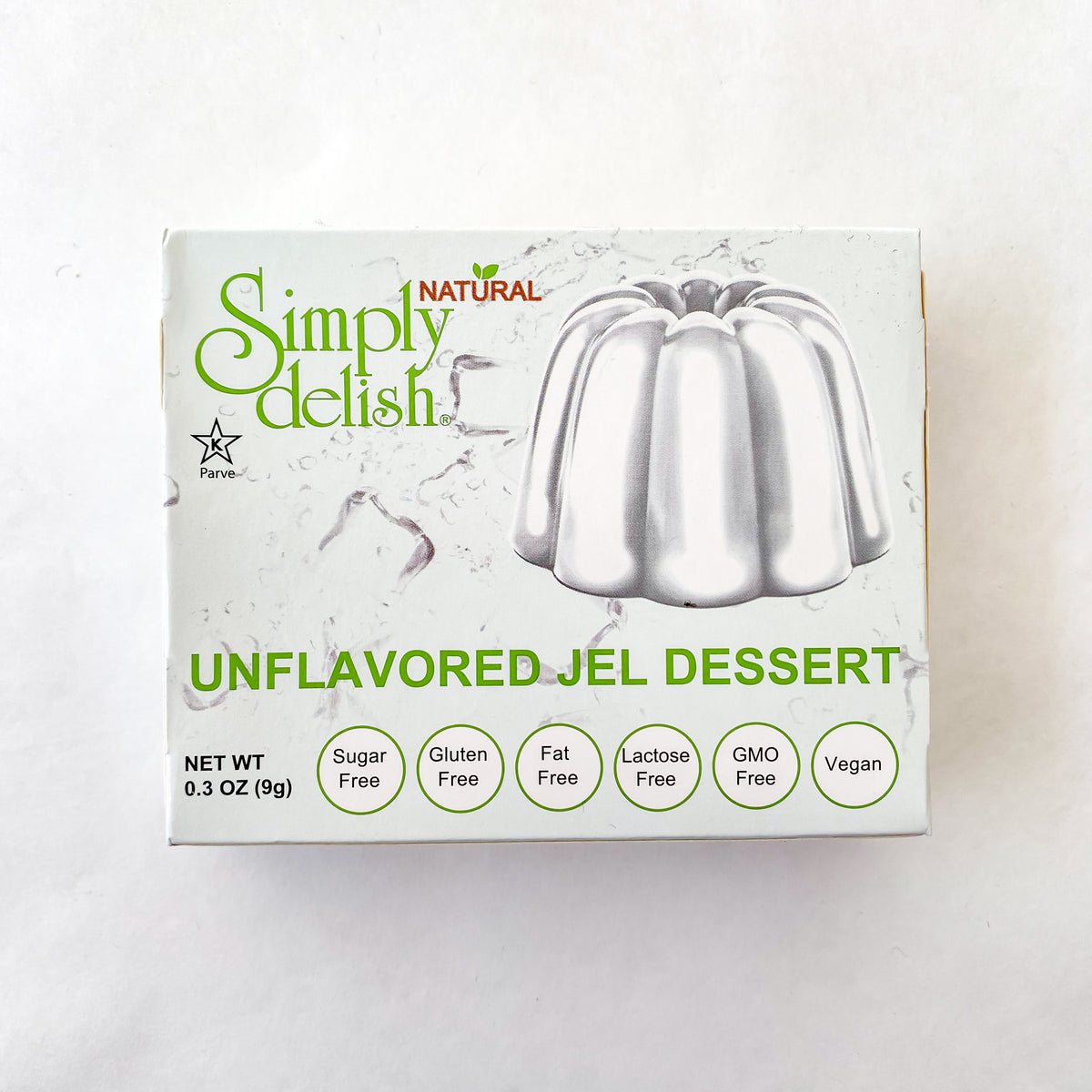 Simply Delish Jel Dessert Unflavored