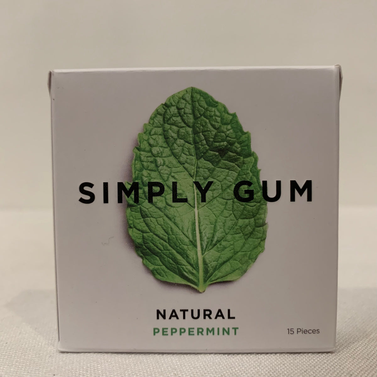 Simply Gum Peppermint