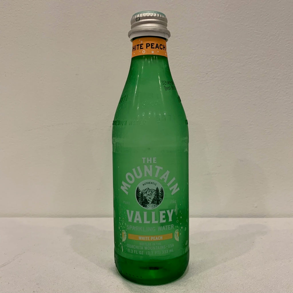 Mountain Valley Sparkling Peach