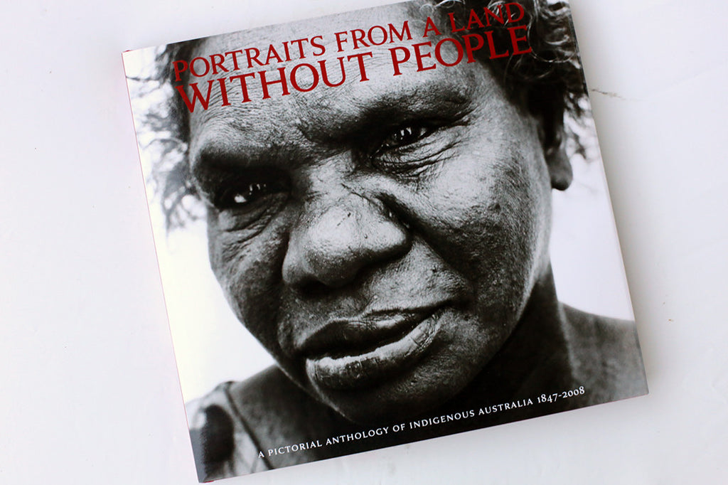 Portraits From a Land Without People - limited Edition