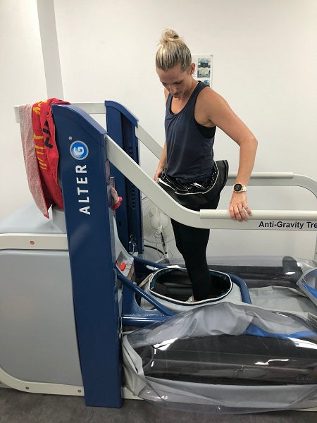 Zero Gravity Treadmills: How To Return To Running Fast With Injuries
