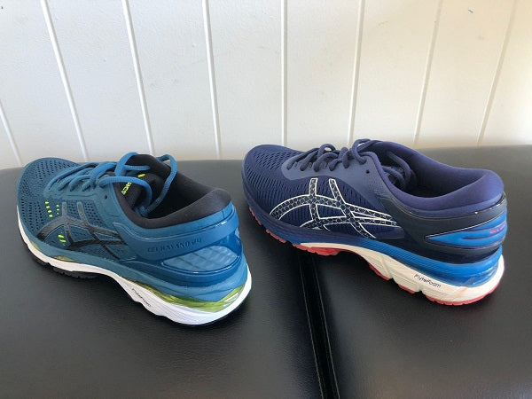 Asics Kayano 25 Review and Comparison to Kayano 24 – Shoes ...