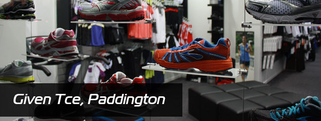 Running shoes store – Brisbane & Gladstone Queensland