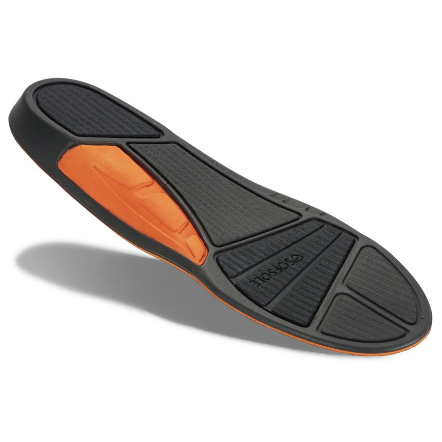 SOFSOLE PERFORM ATHLETIC + ARCH INSOLE (MENS) SIZE US 11-12.5