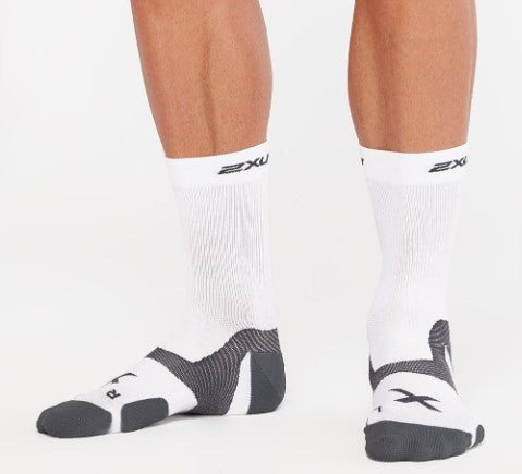 2XU COMPRESSION SOCKS (CREW LENGTH)