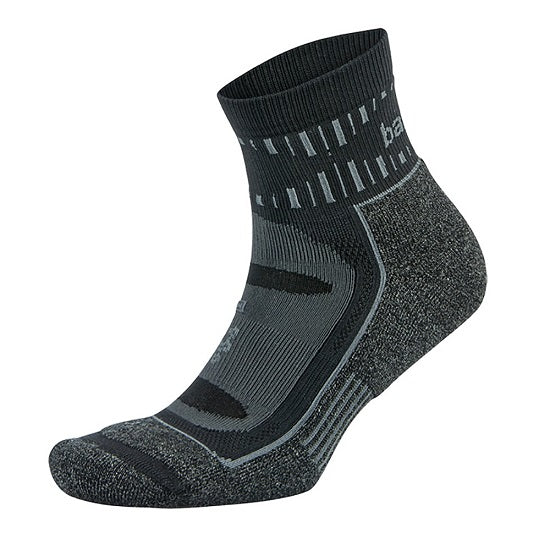 Balega Blister Resist - Black/Grey