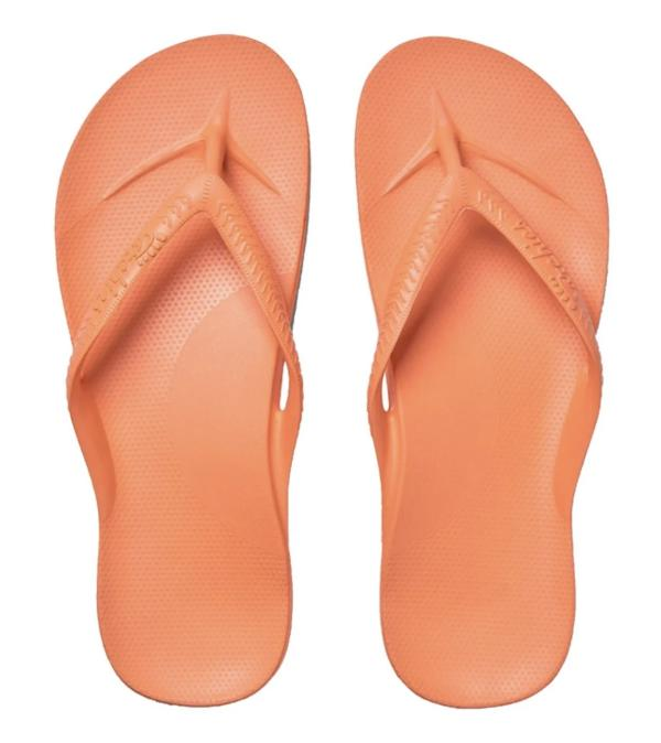 ARCHIES THONGS - NEW COLOUR PEACH