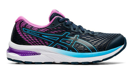 ASICS GEL CUMULUS 22 - FRENCH BLUE/DIGITAL GRAPE (KIDS)
