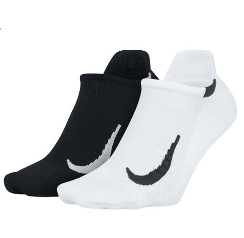 NIKE MULTIPLIER NO-SHOW SOCKS (UNISEX)