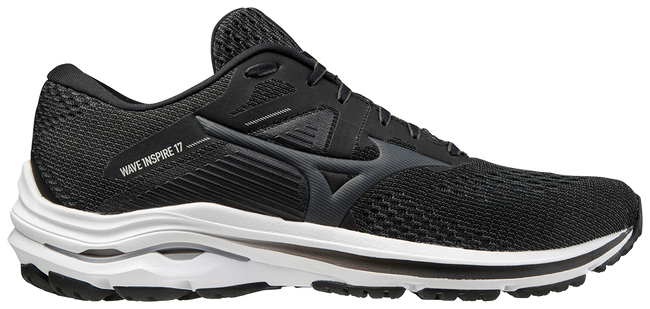 MIZUNO INSPIRE 17 (2E WIDTH) - DARK SHADOW/QUIET SHADE (MENS)