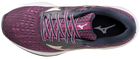 MIZUNO WAVE INSPIRE 17 (B WIDTH) - INDIA INK/PLATINUM GOLD (WOMENS)
